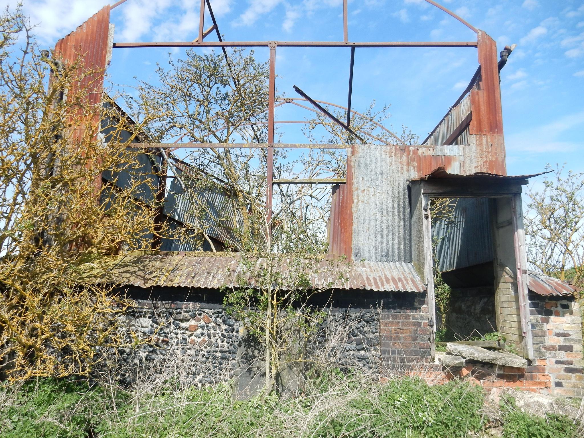 The Ruin by Simon Hill