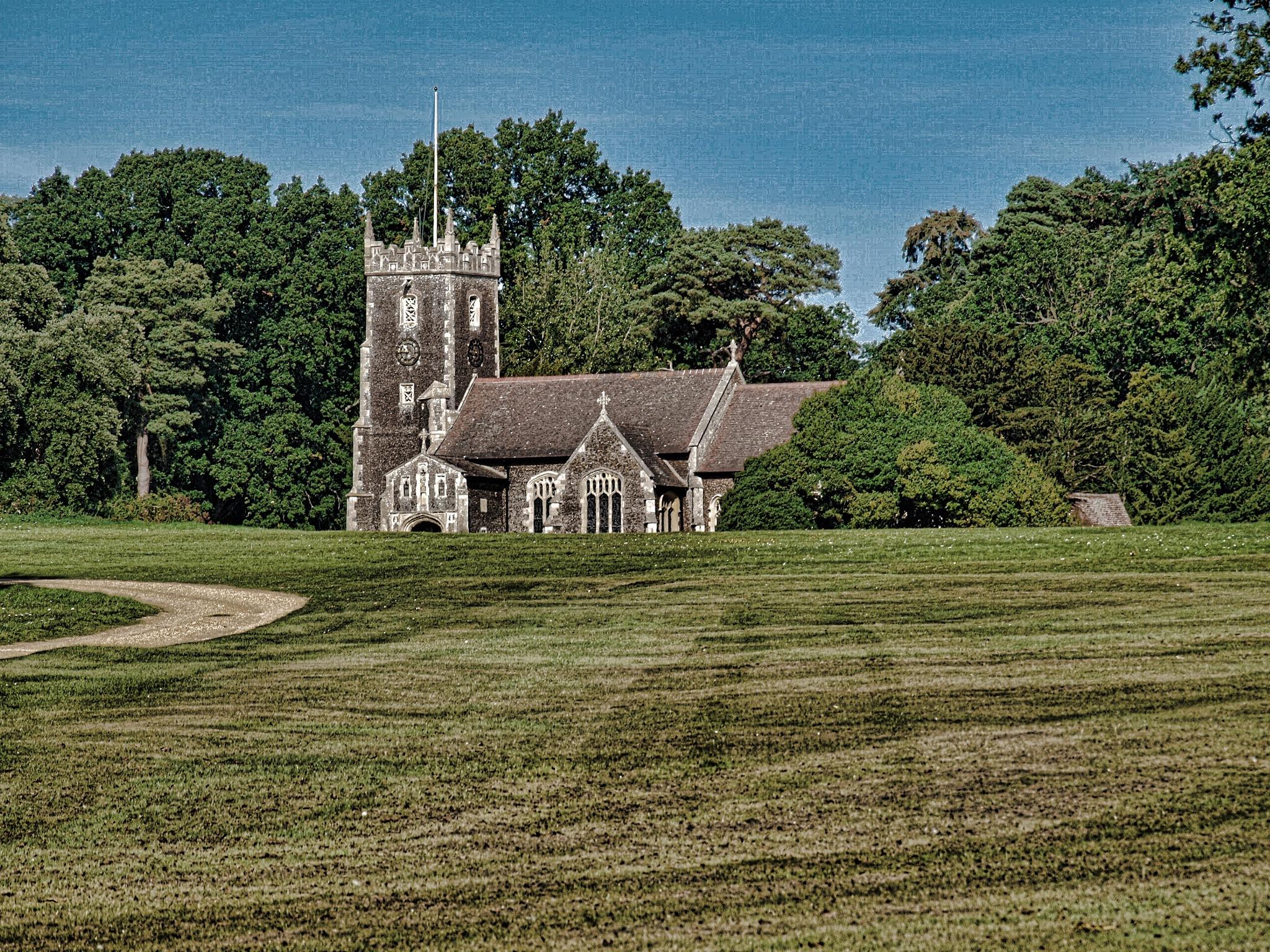 The Church by Simon Hill