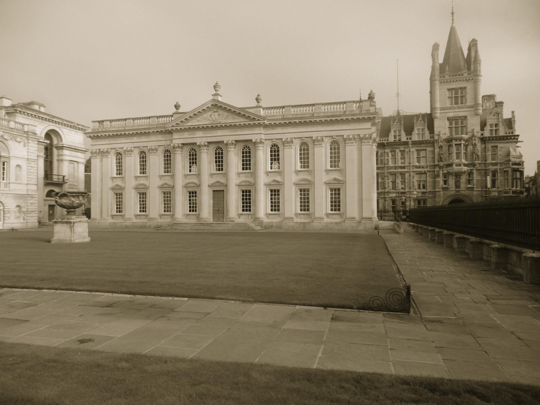 The Senate House by Simon Hill