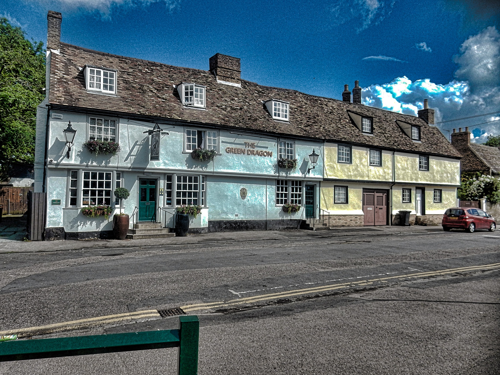 The Pub by Simon Hill