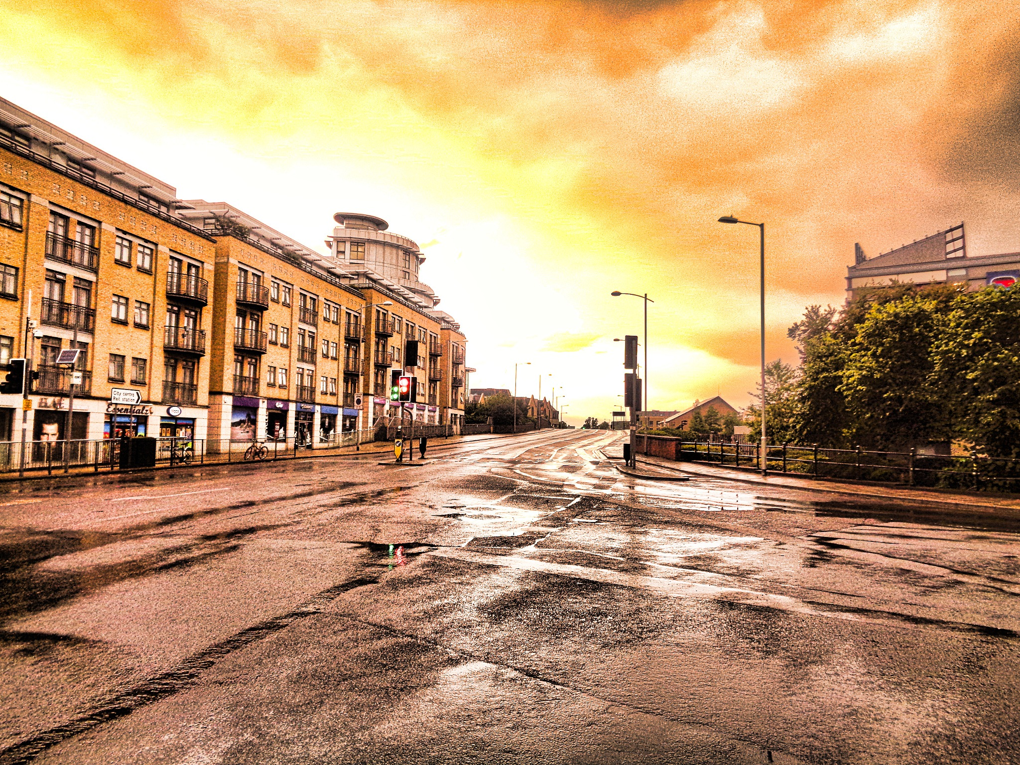 The Road by Simon Hill