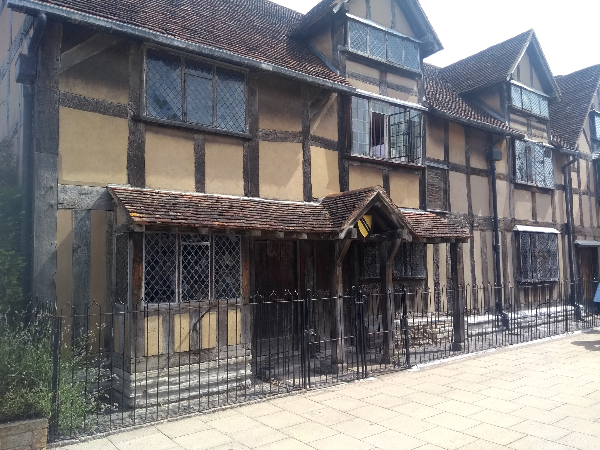Shakespeare's house by mike.pope.129