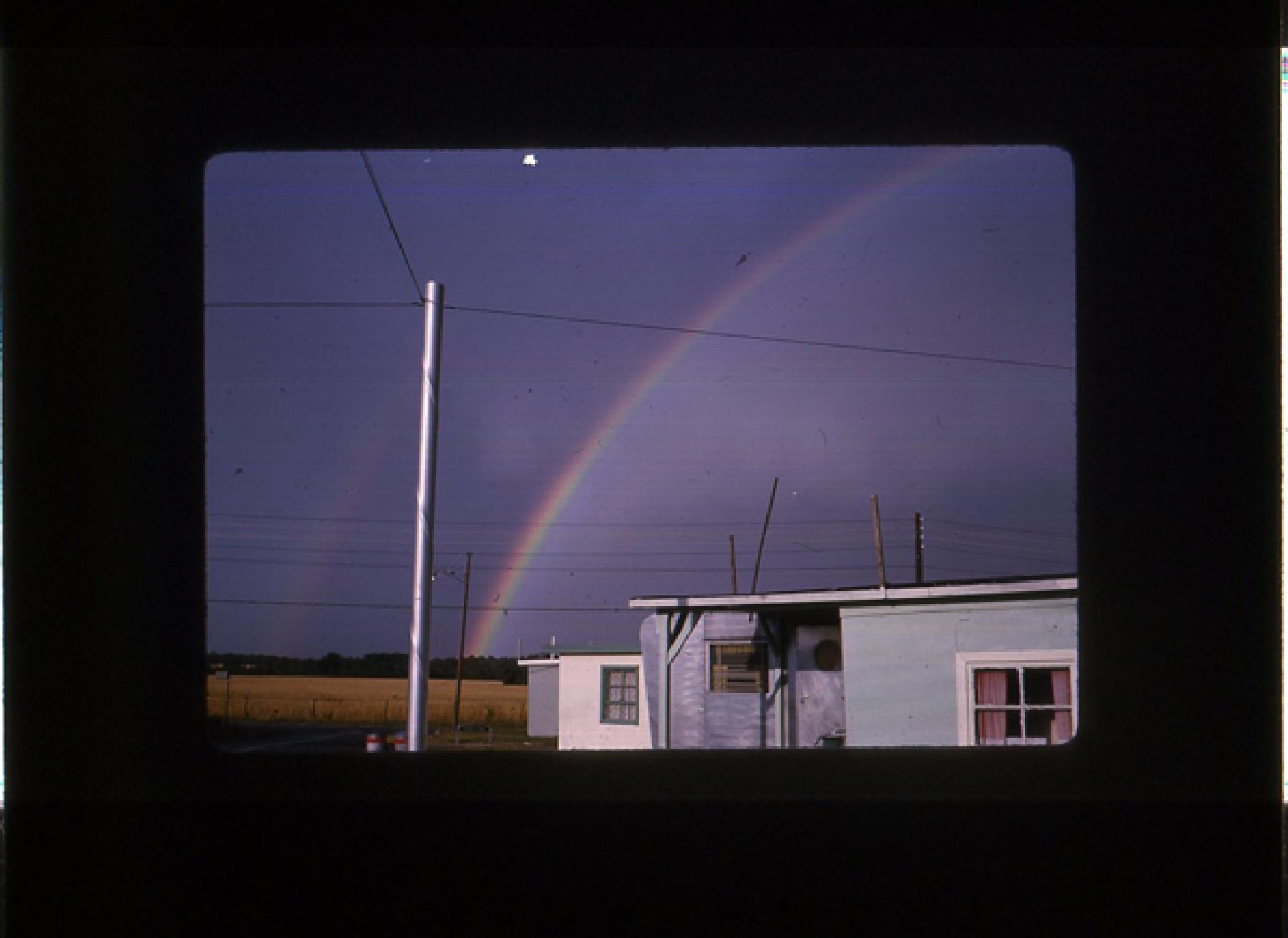 double rainbow by searcher69