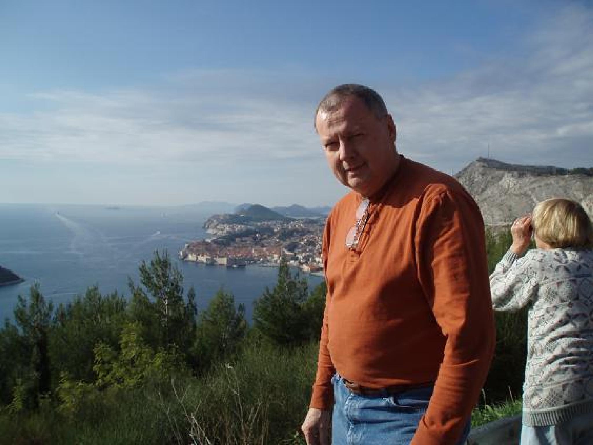 Dubrovnik, Croatia by Roger Courtney Sr