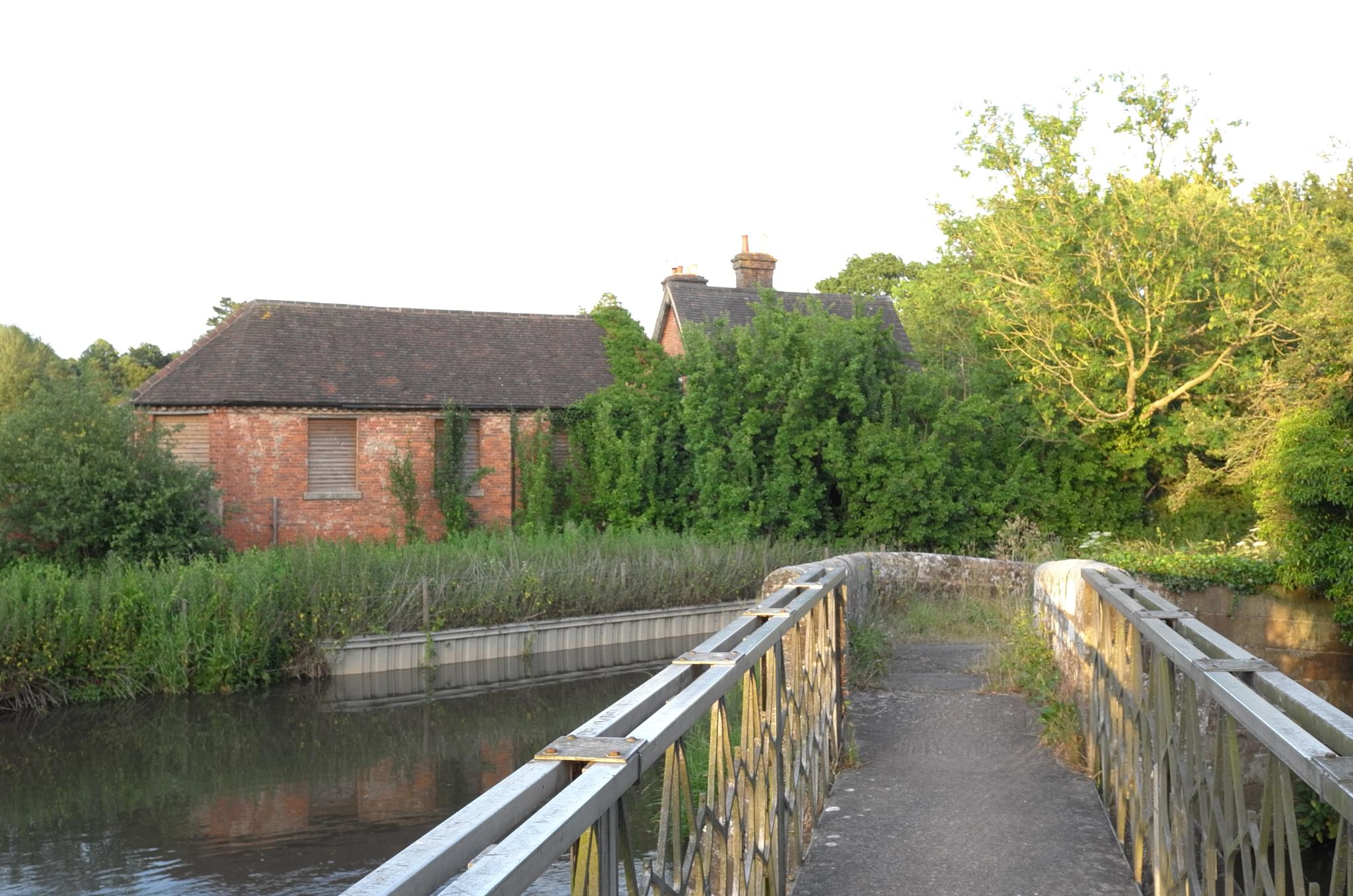 Bridge over the River Blythe at Little Packington by john.coates.792