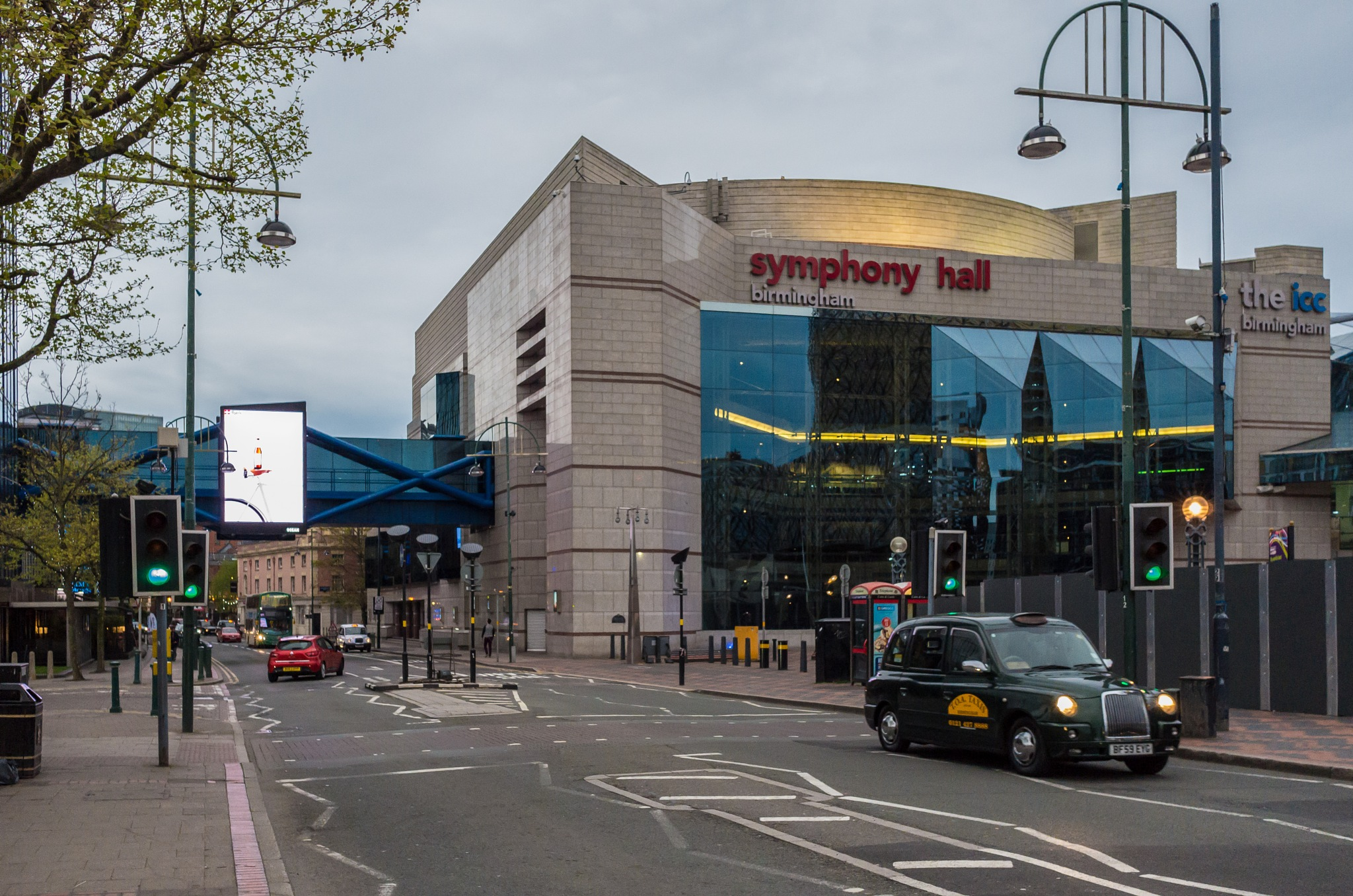 Symphony Hall and ICC, Birmingham UK by john.coates.792