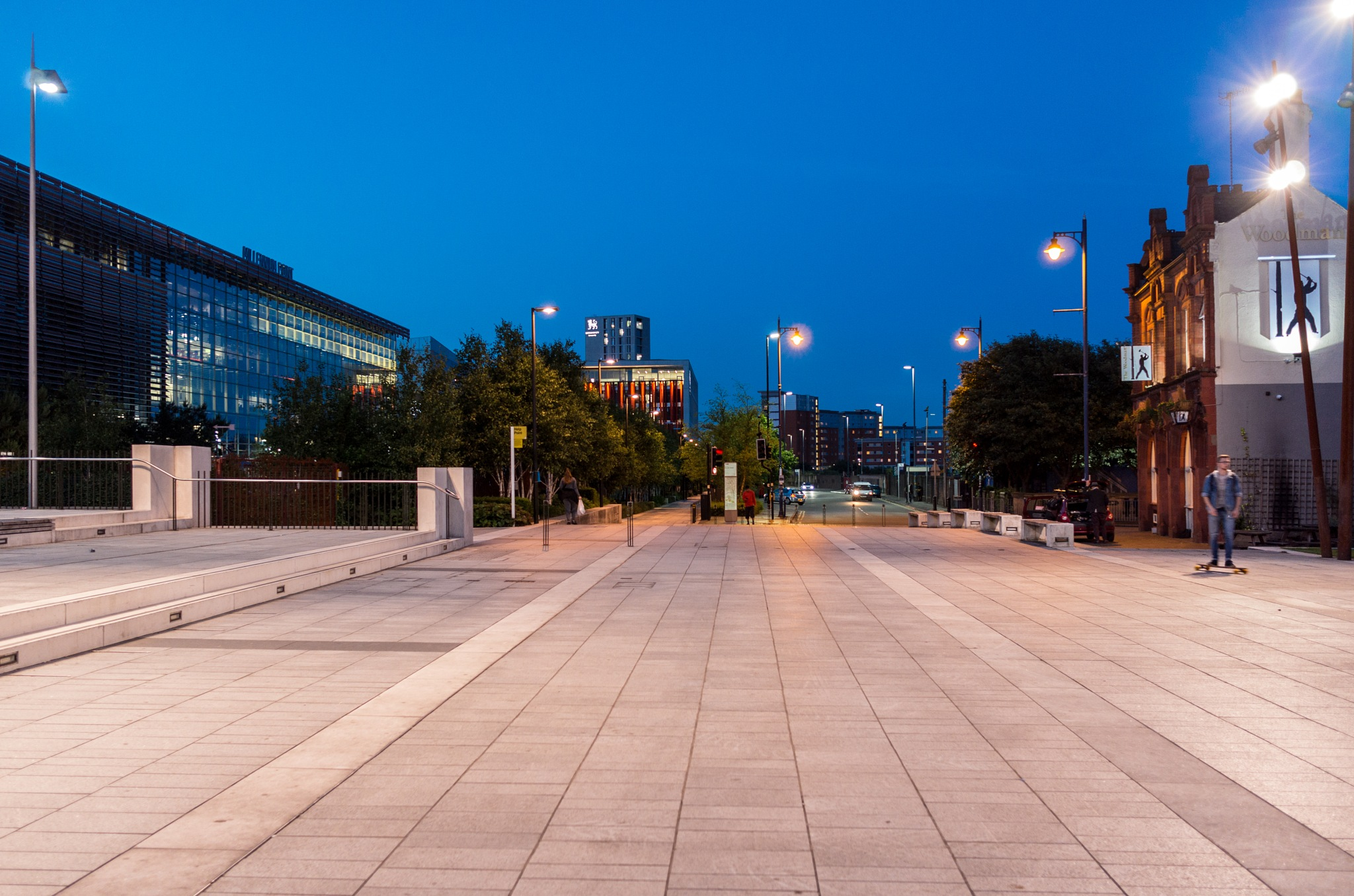 Millenium Point, Birmingham UK (at night) by john.coates.792