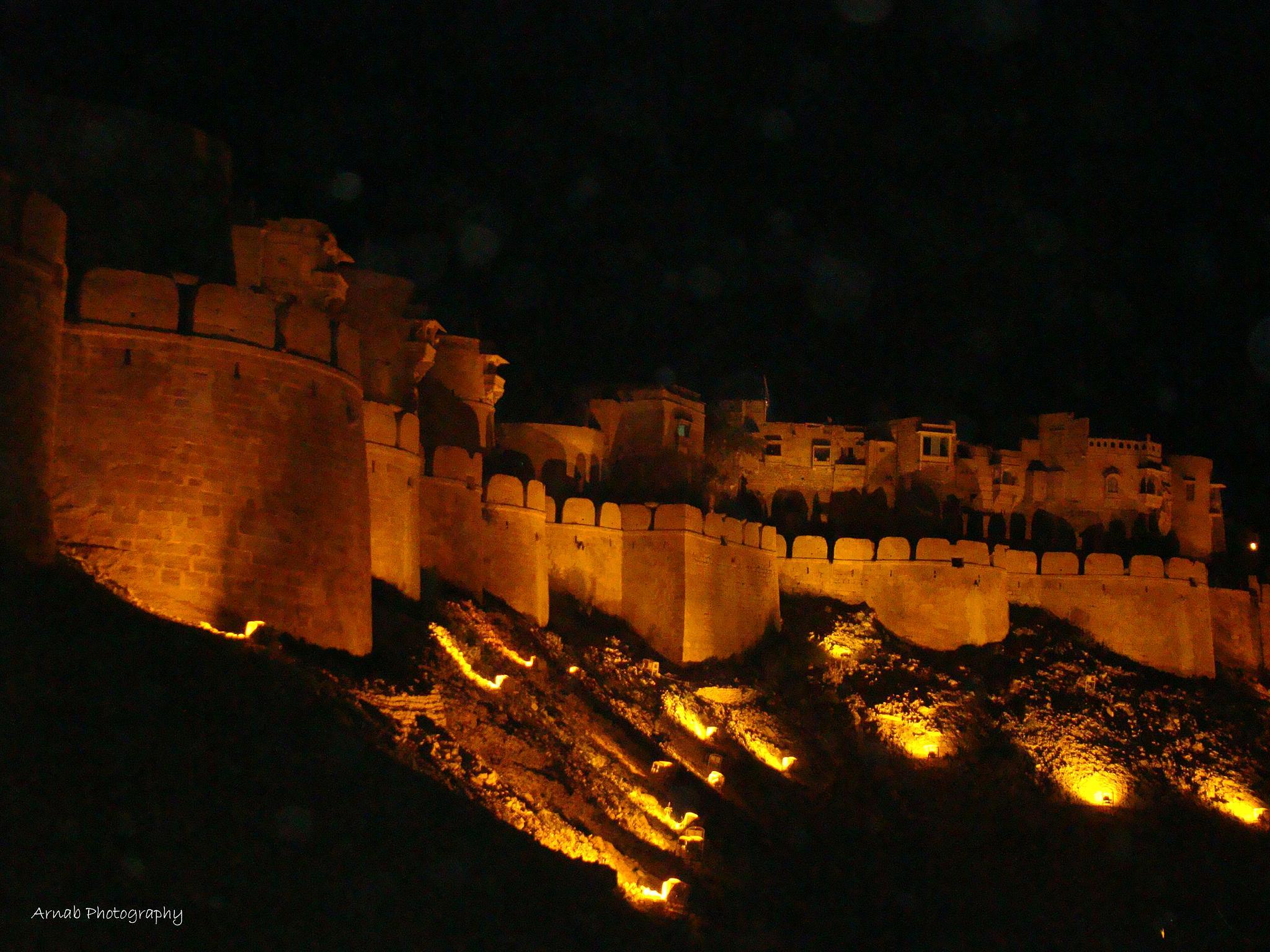 Sonar Kella (The Golden Castle of Rajasthan) by Arnab Chatterjee