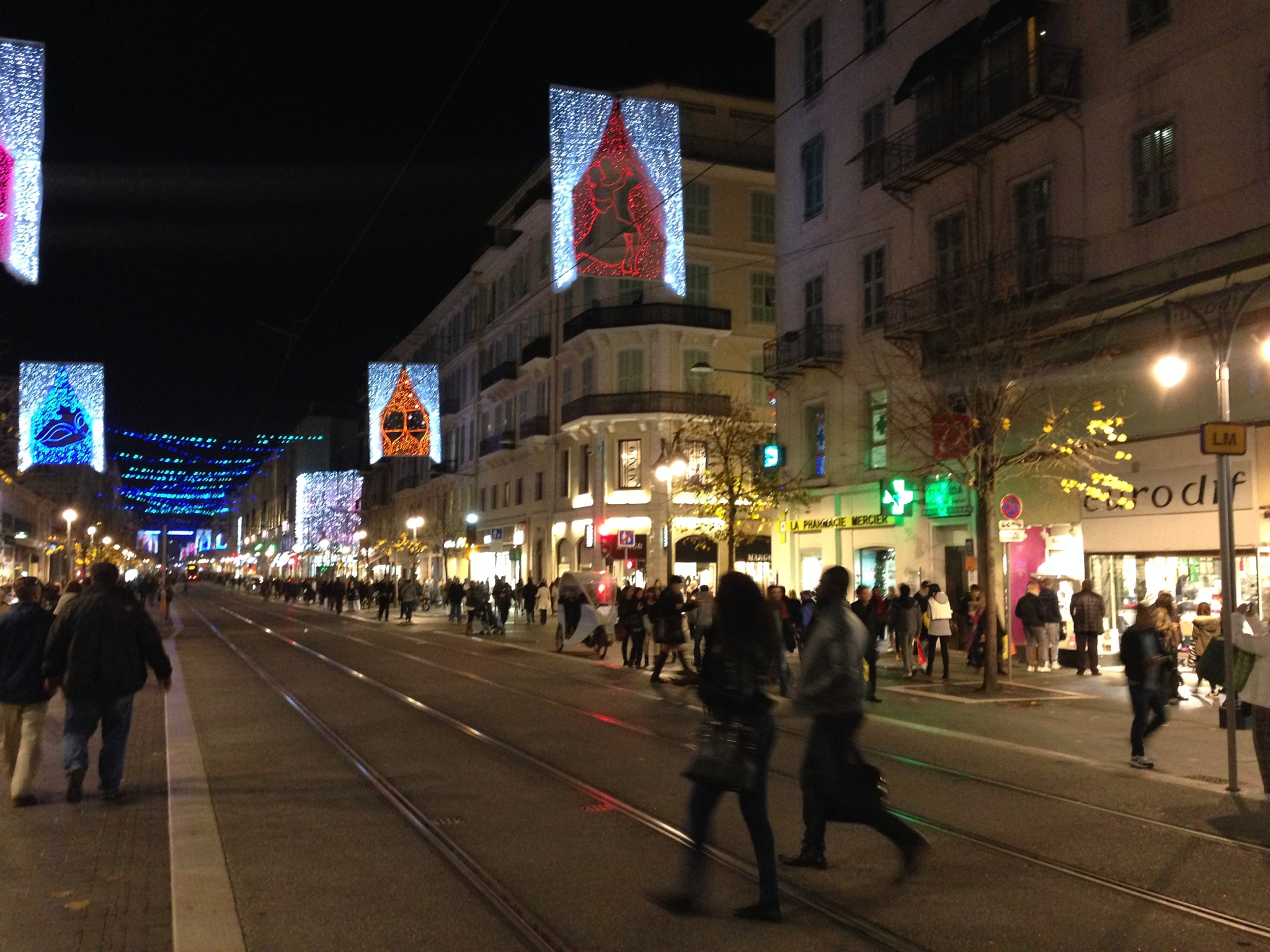Natale a Nizza by henry castello