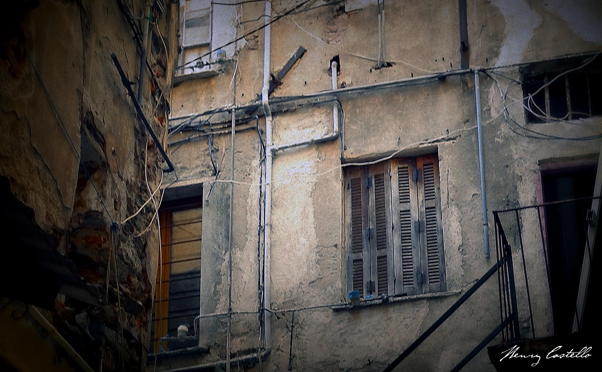 quartier a rènover by henry castello
