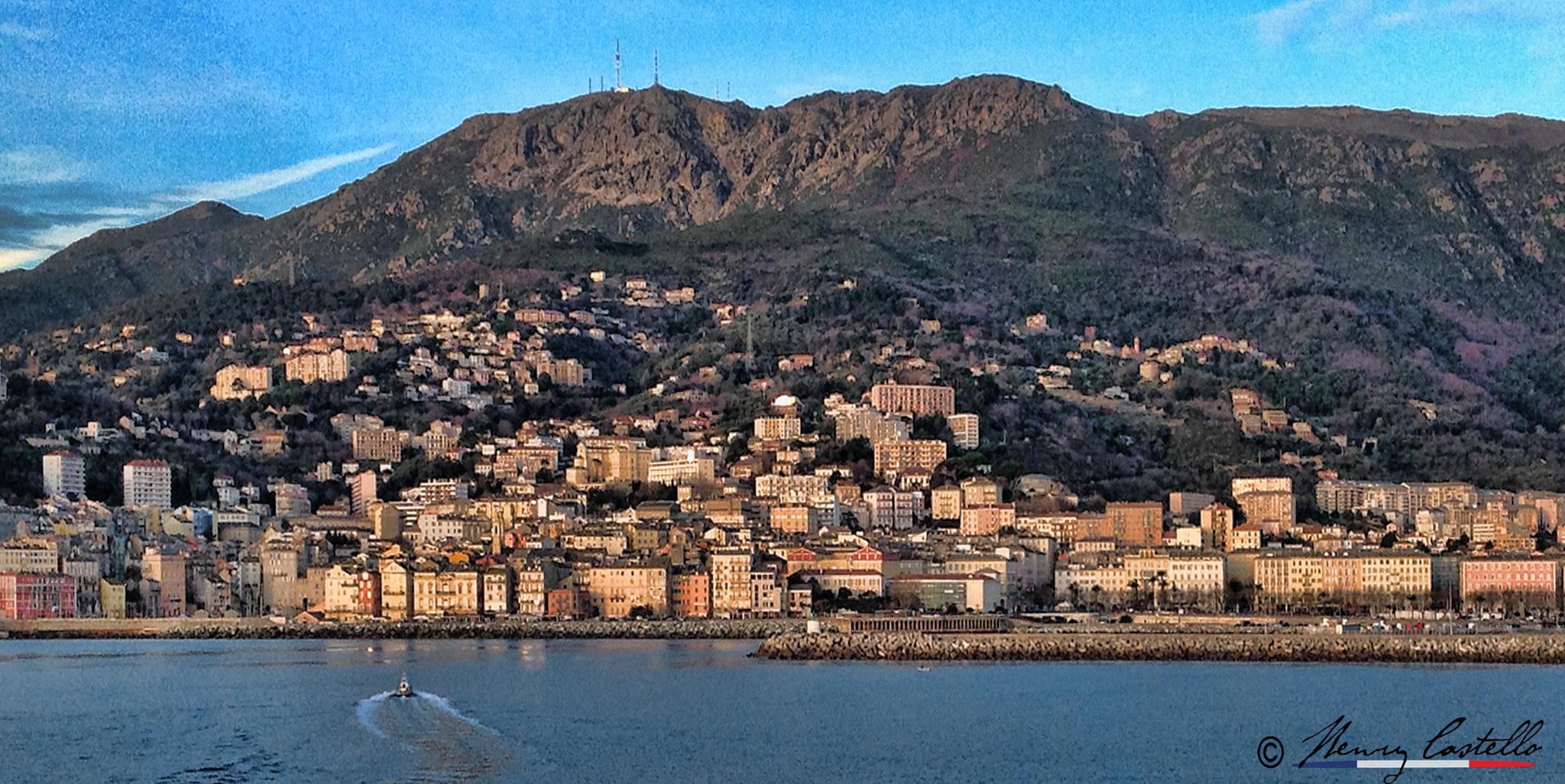 Bastia by henry castello