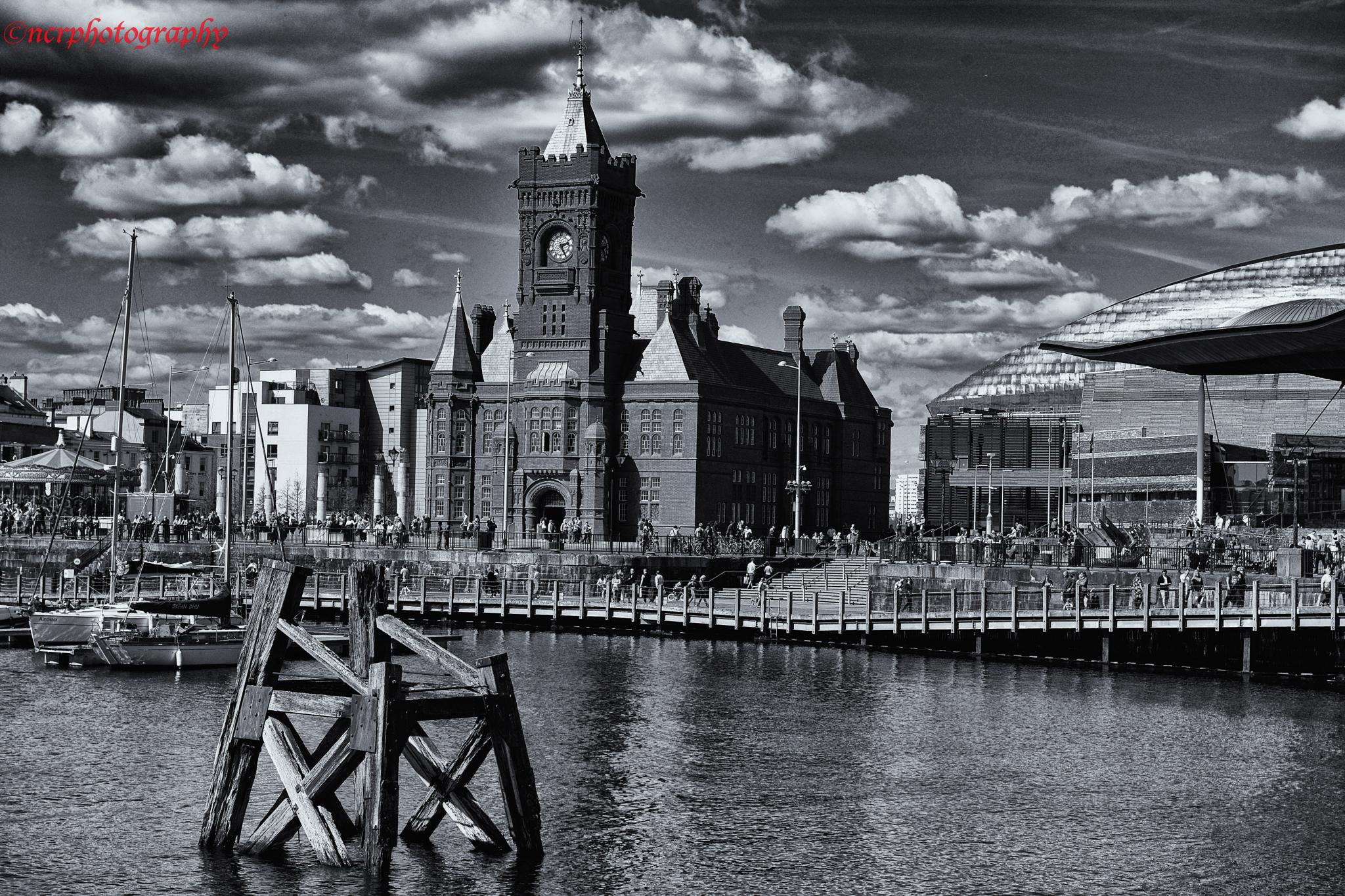 Cardiff Bay by ncr photography