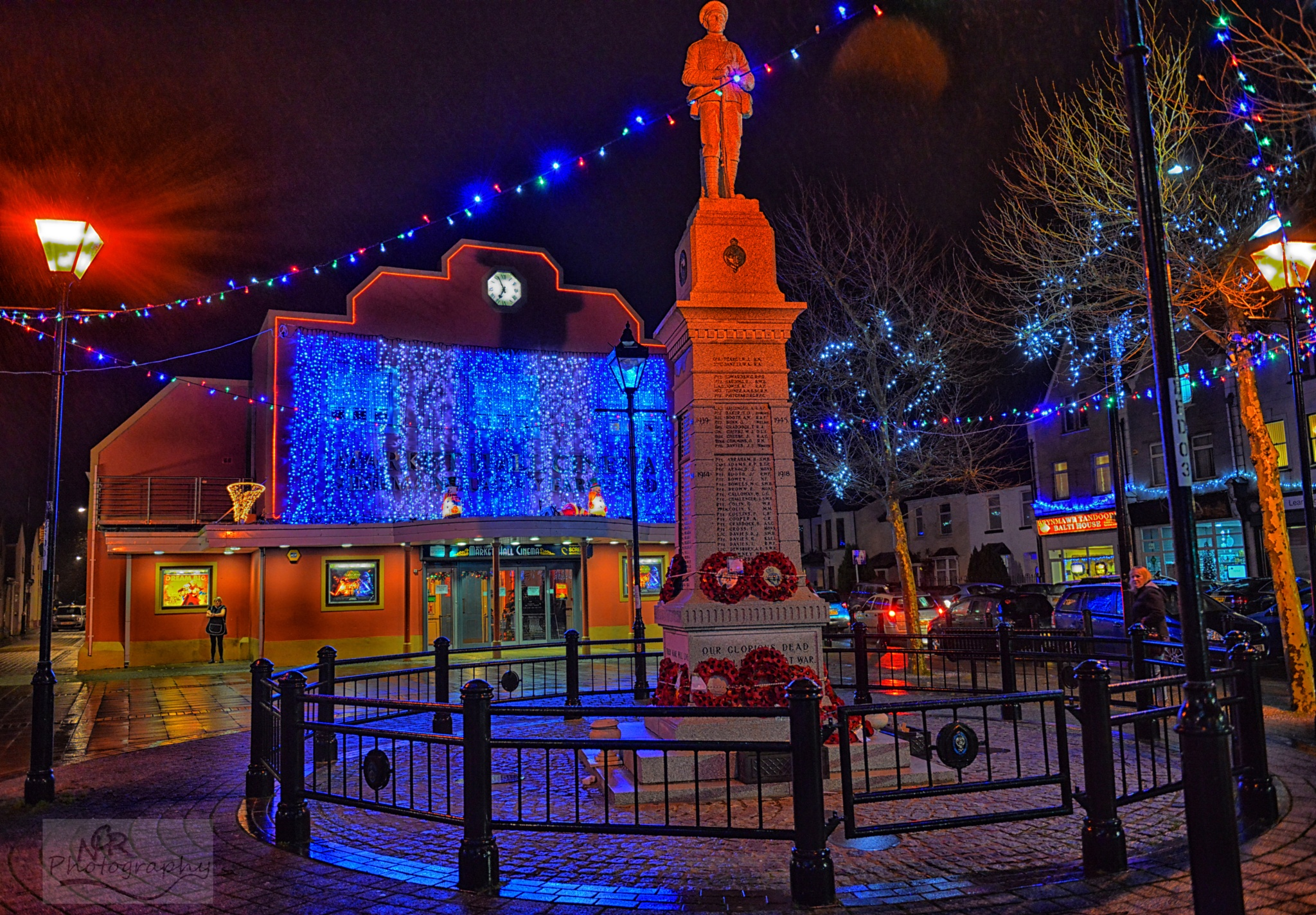 The Market Square.. by ncr photography