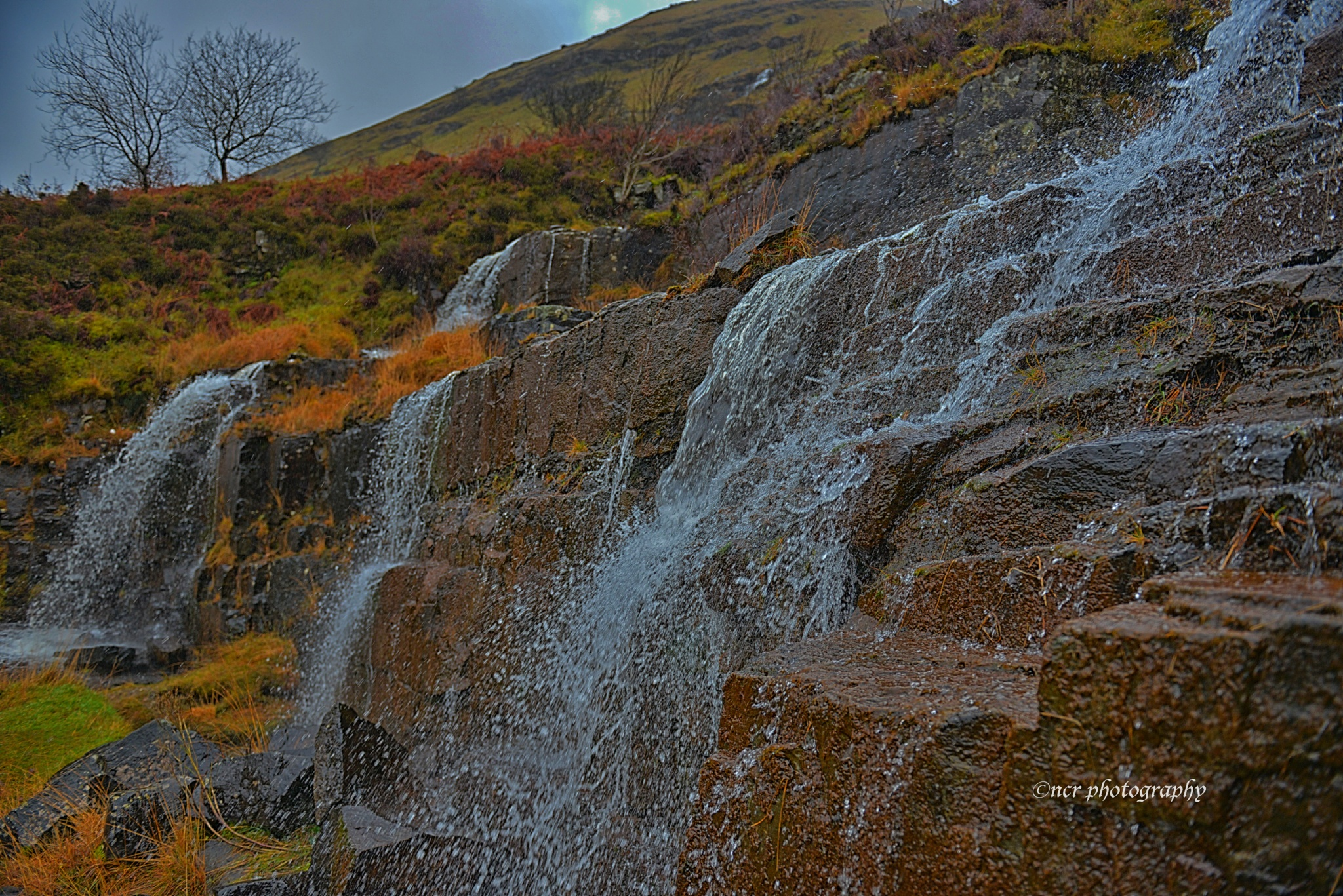 Falling Water Aplenty.. by ncr photography