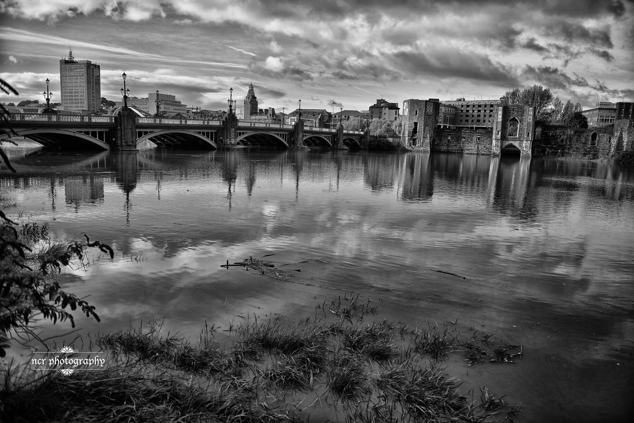 Newport Bridge... by ncr photography