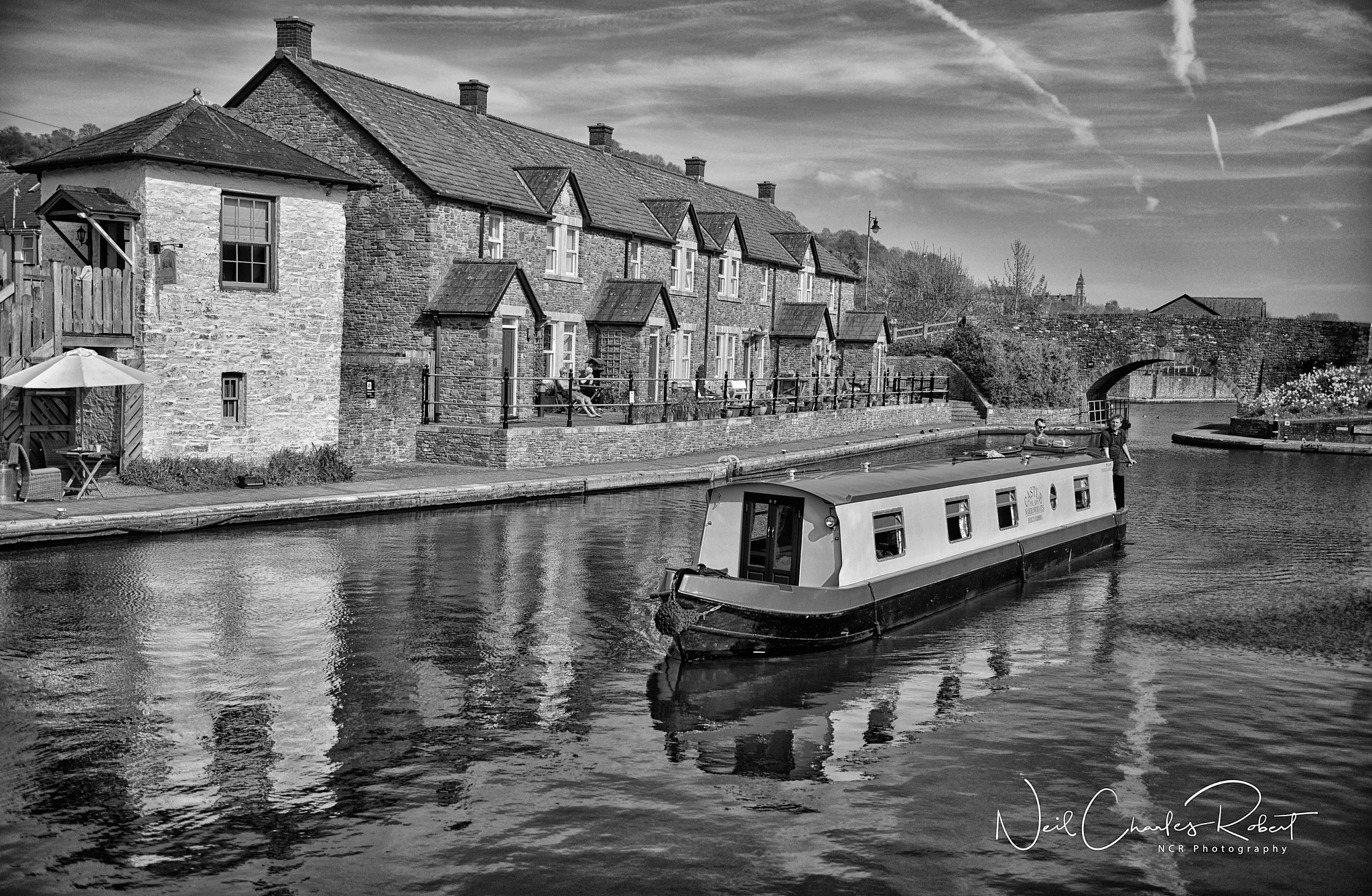 The Barge.. by ncr photography