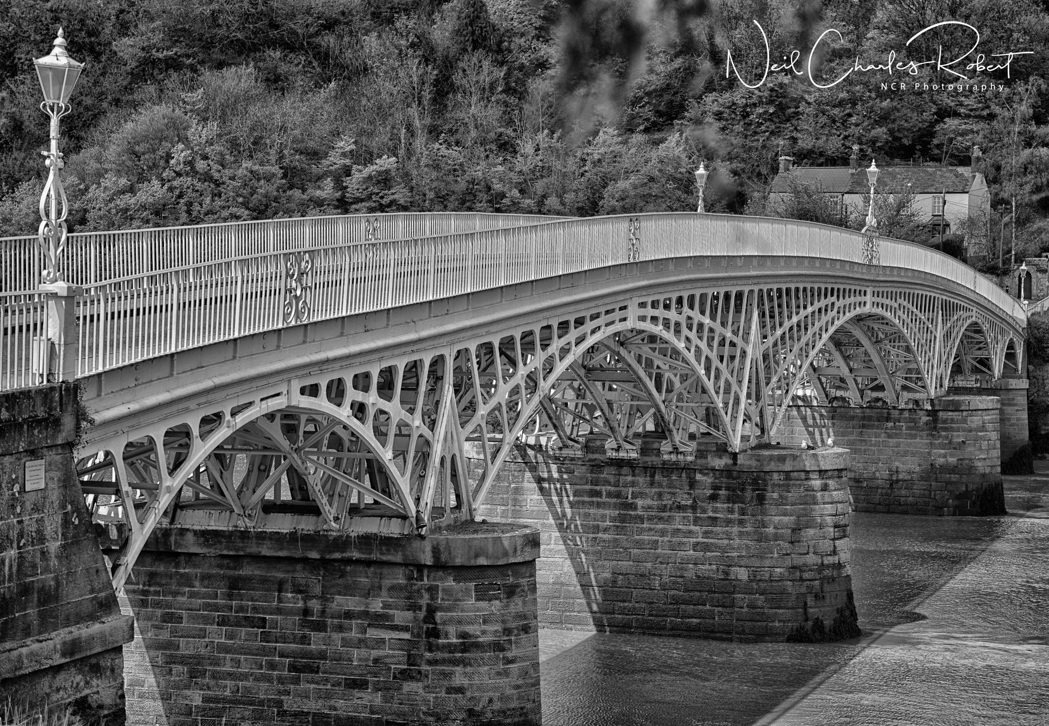 Old Bridge.. by ncr photography