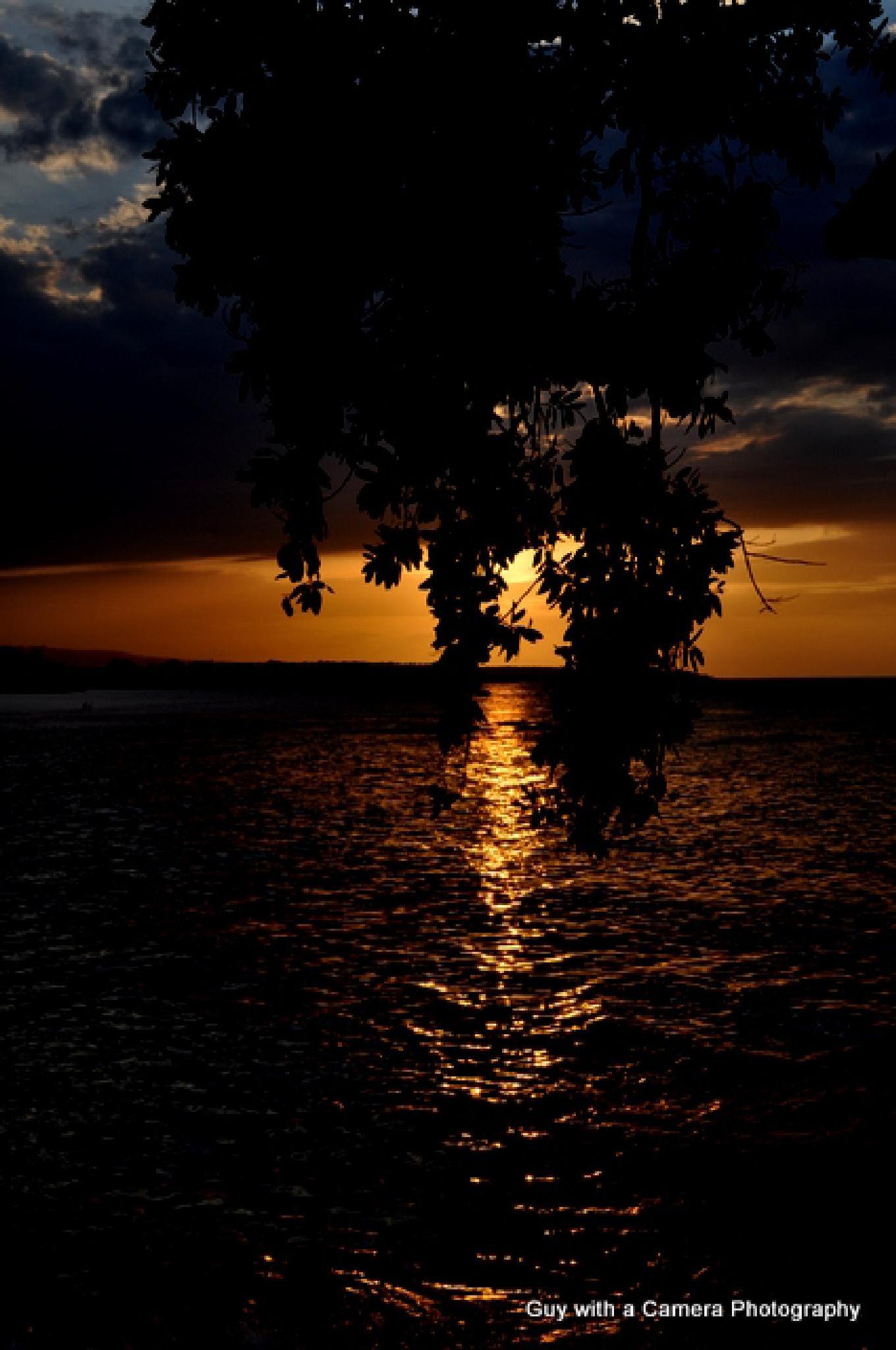 Photo in Landscape #jamaica #sunset #water