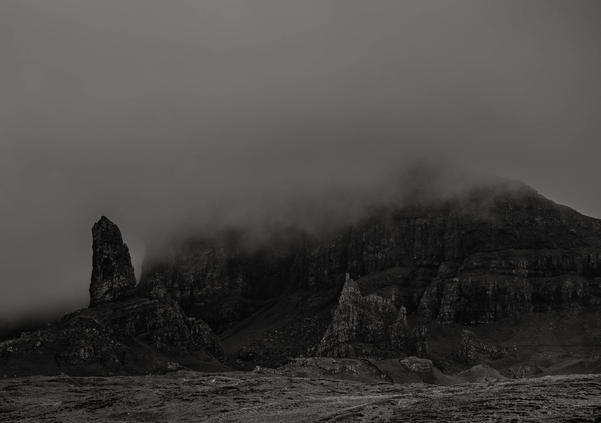 Old Man of Storr #3 by SharonD