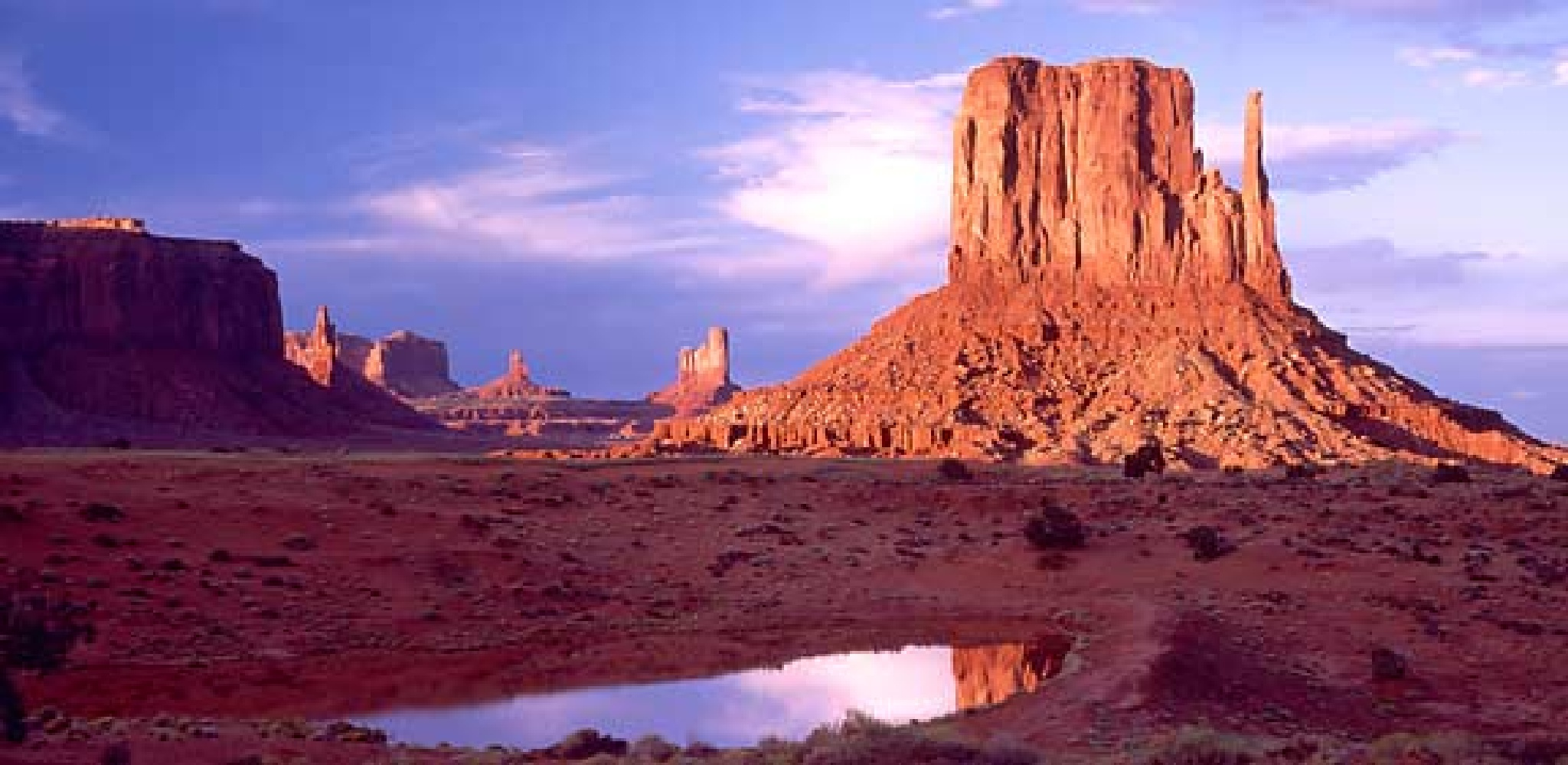 Monument Valley  Az. by shooter4U