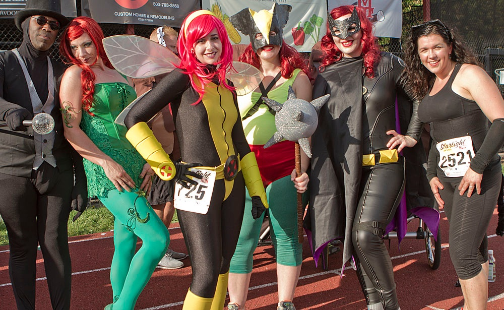 Photo in People #action hero #costume run #st