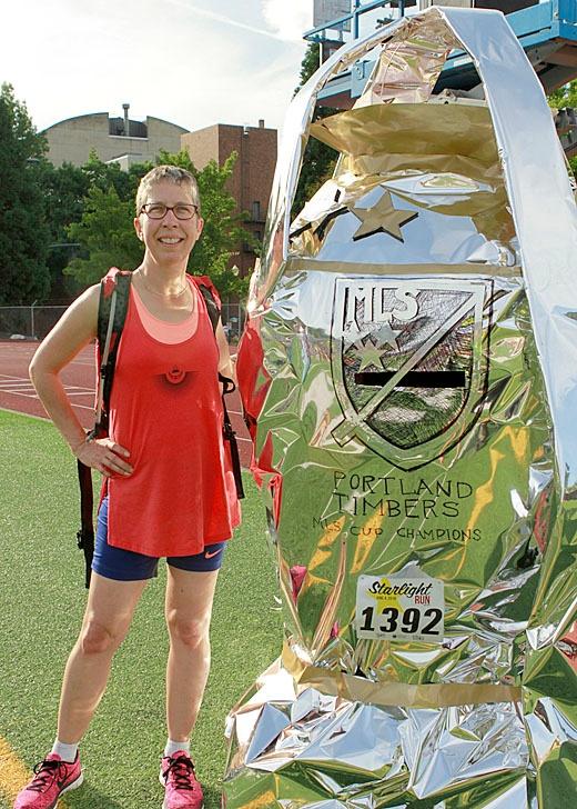MLS Cup trophy by shooter4U