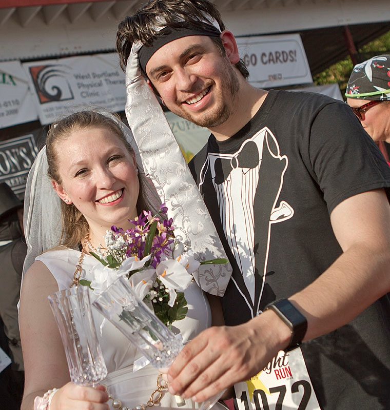 Photo in People #wedding #bridge and groom