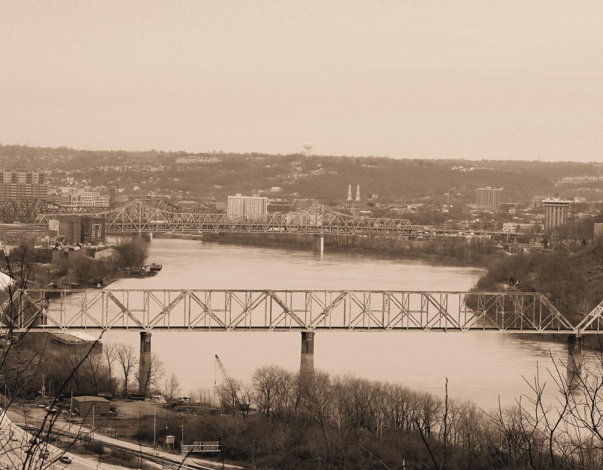 Ohio River by sherry.laydaugherty