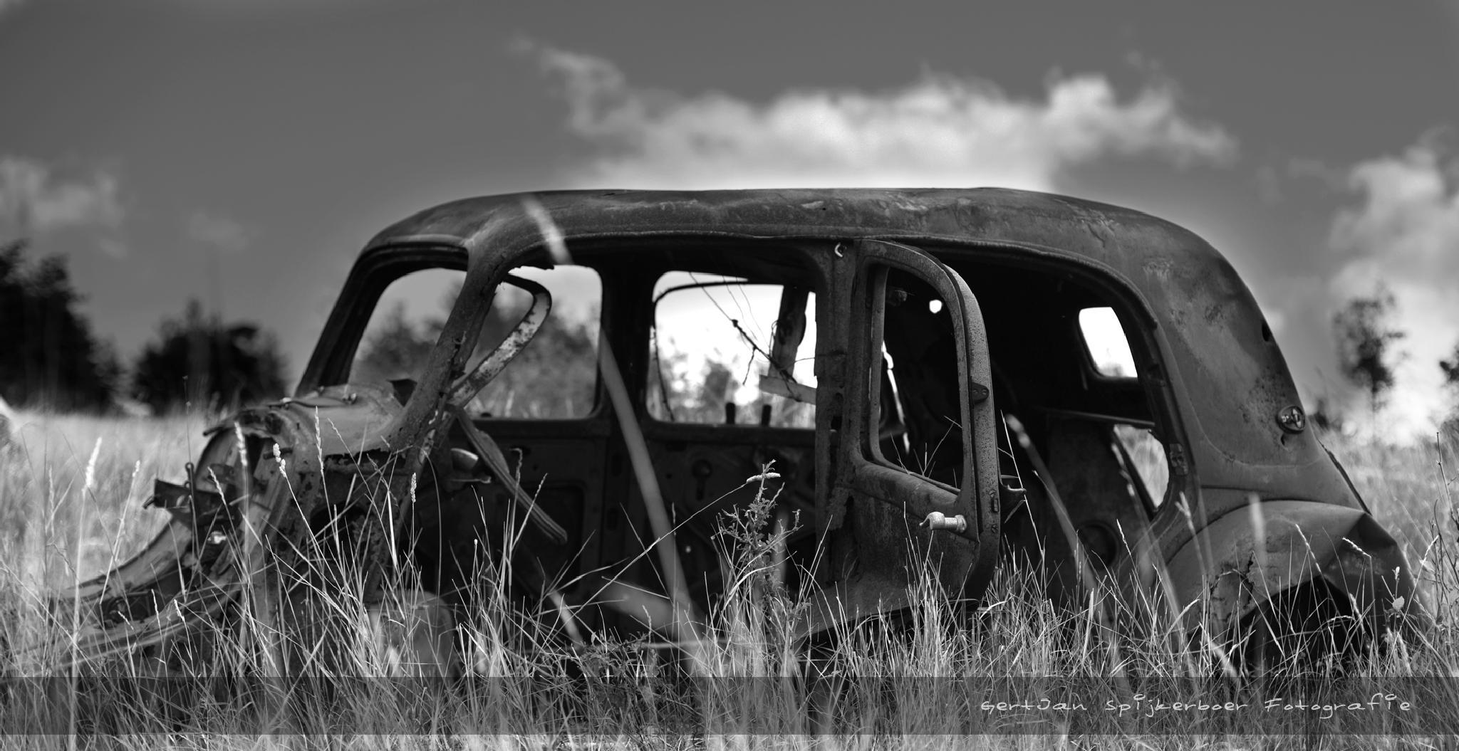 Old citroen  by GJ Fotografie
