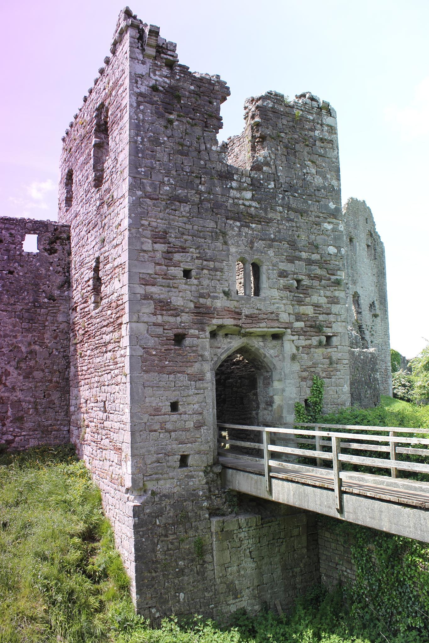 coity castle by nigel.seldon.1