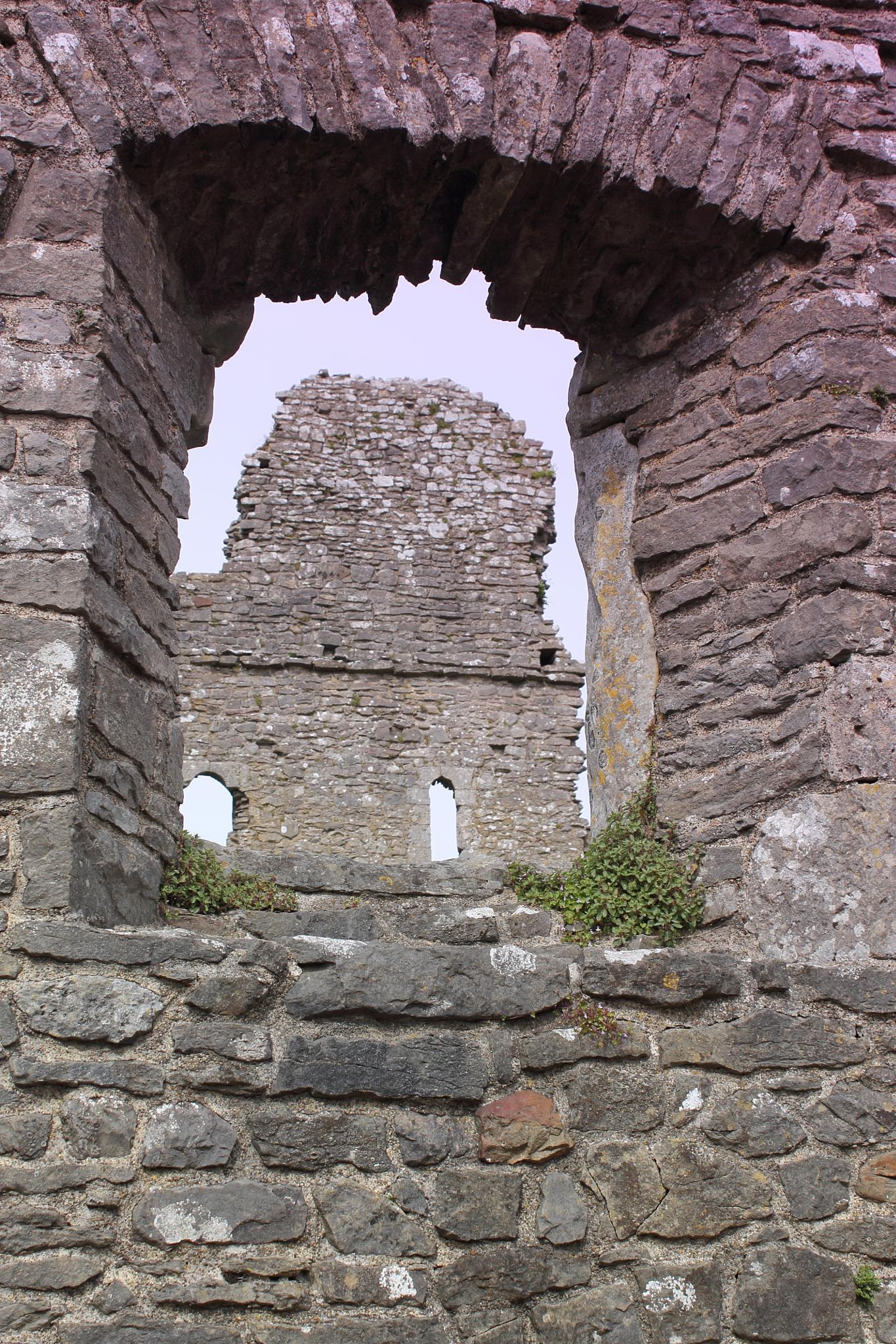 ogmore castle by nigel.seldon.1
