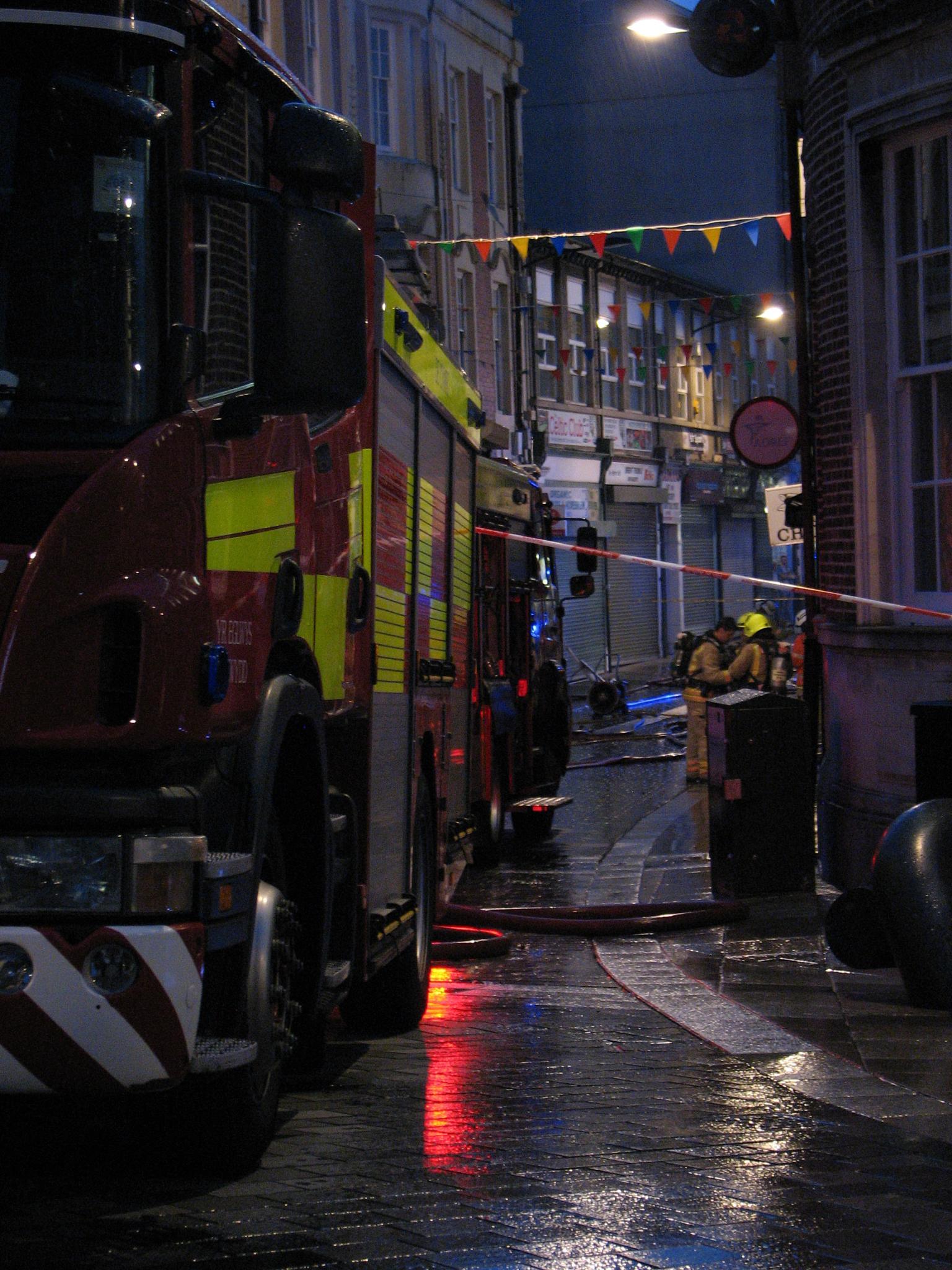 fireman at work by nigel.seldon.1