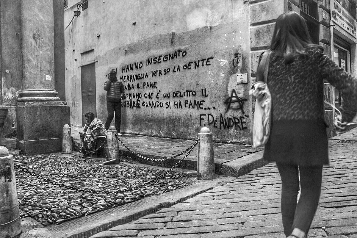 """"""" Poesie scritte sui muri"""" by danina65ge"""