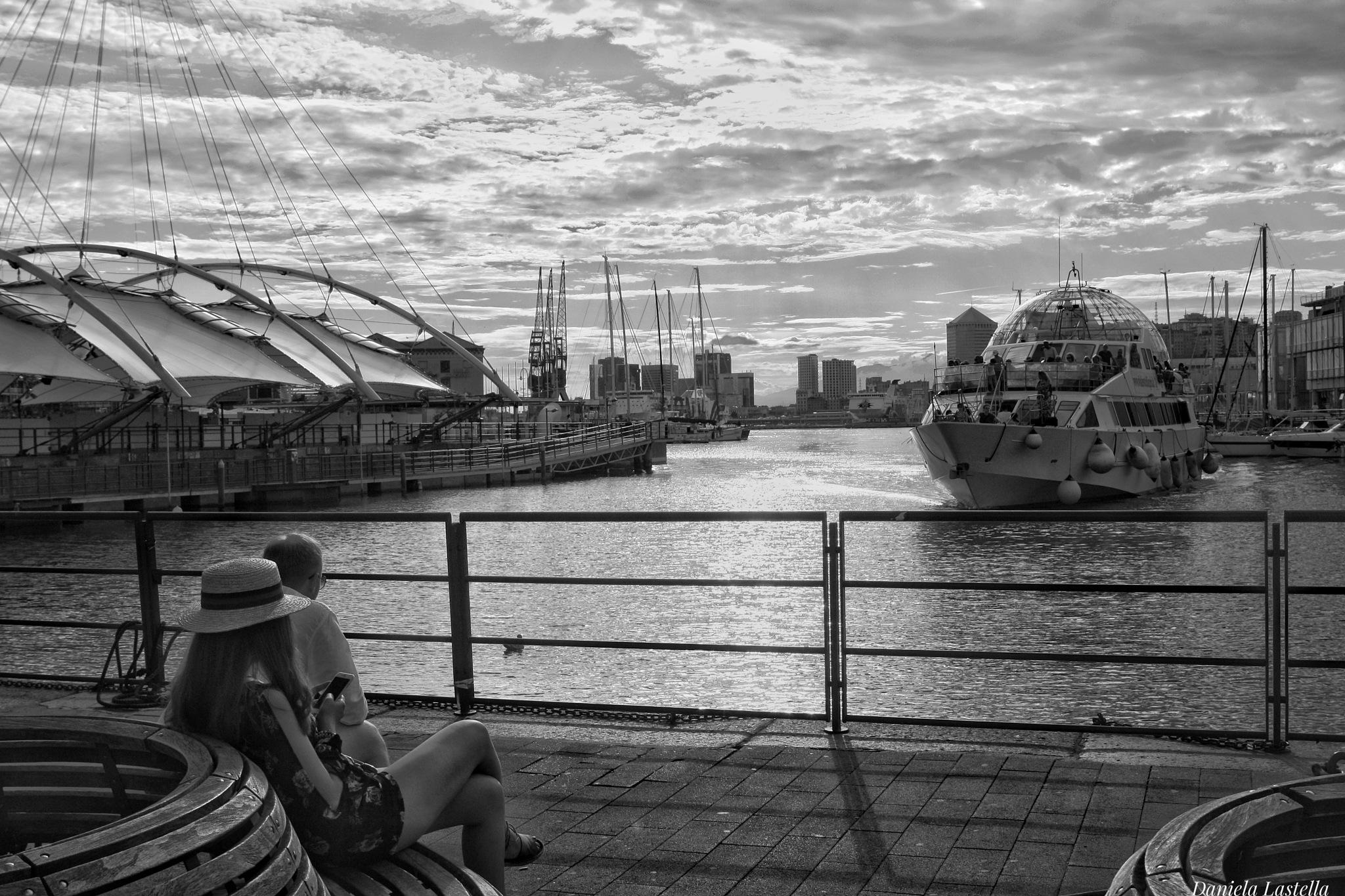""""""". Porto Antico"""" by danina65ge"""