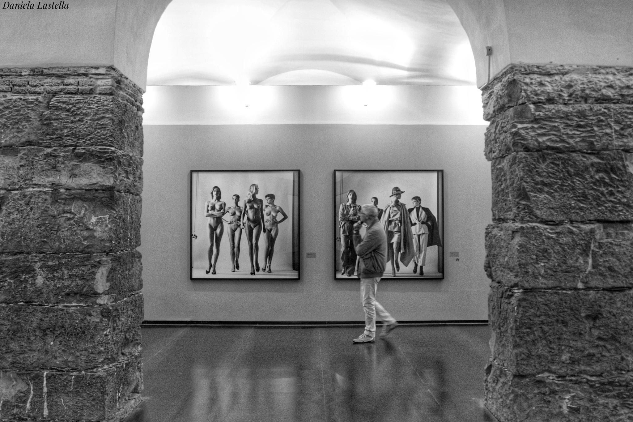 """"""" Visita alla mostra fotografica"""" by danina65ge"""