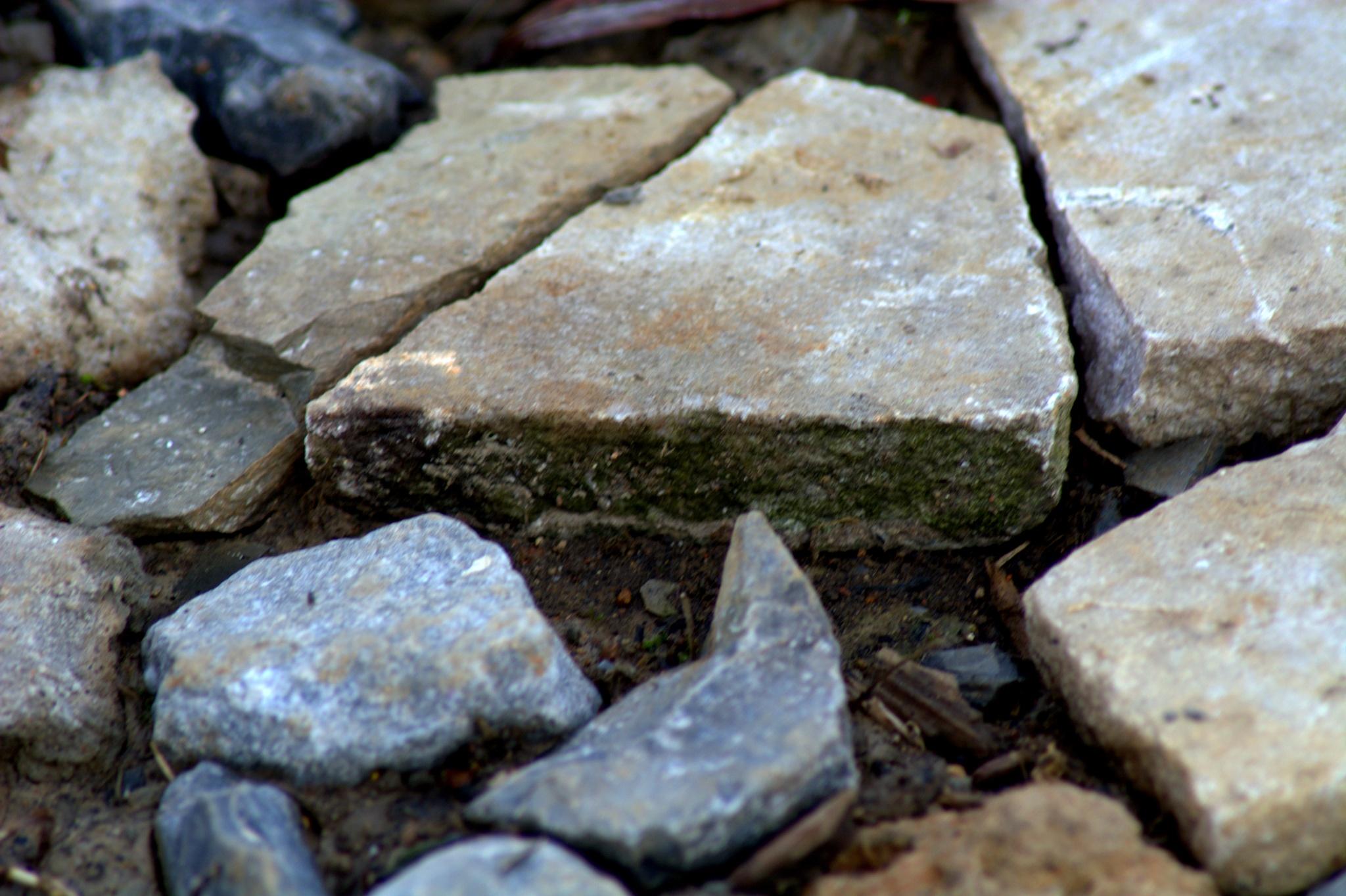 rocks by cadillac.man.