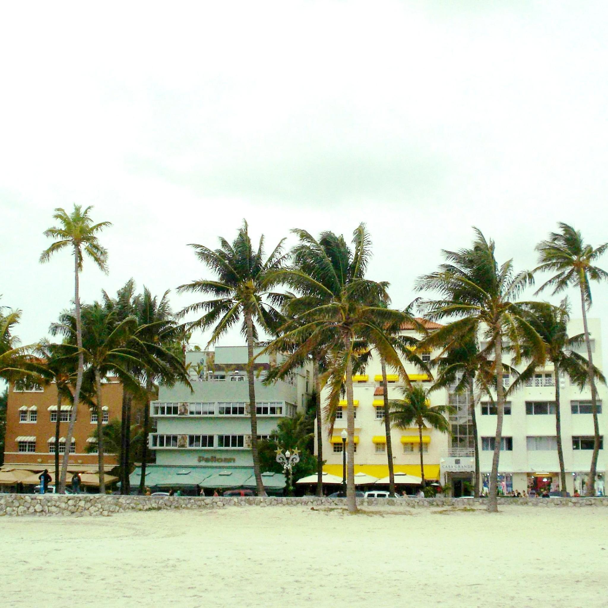 South beach Miami by Biljana OdMakedonija
