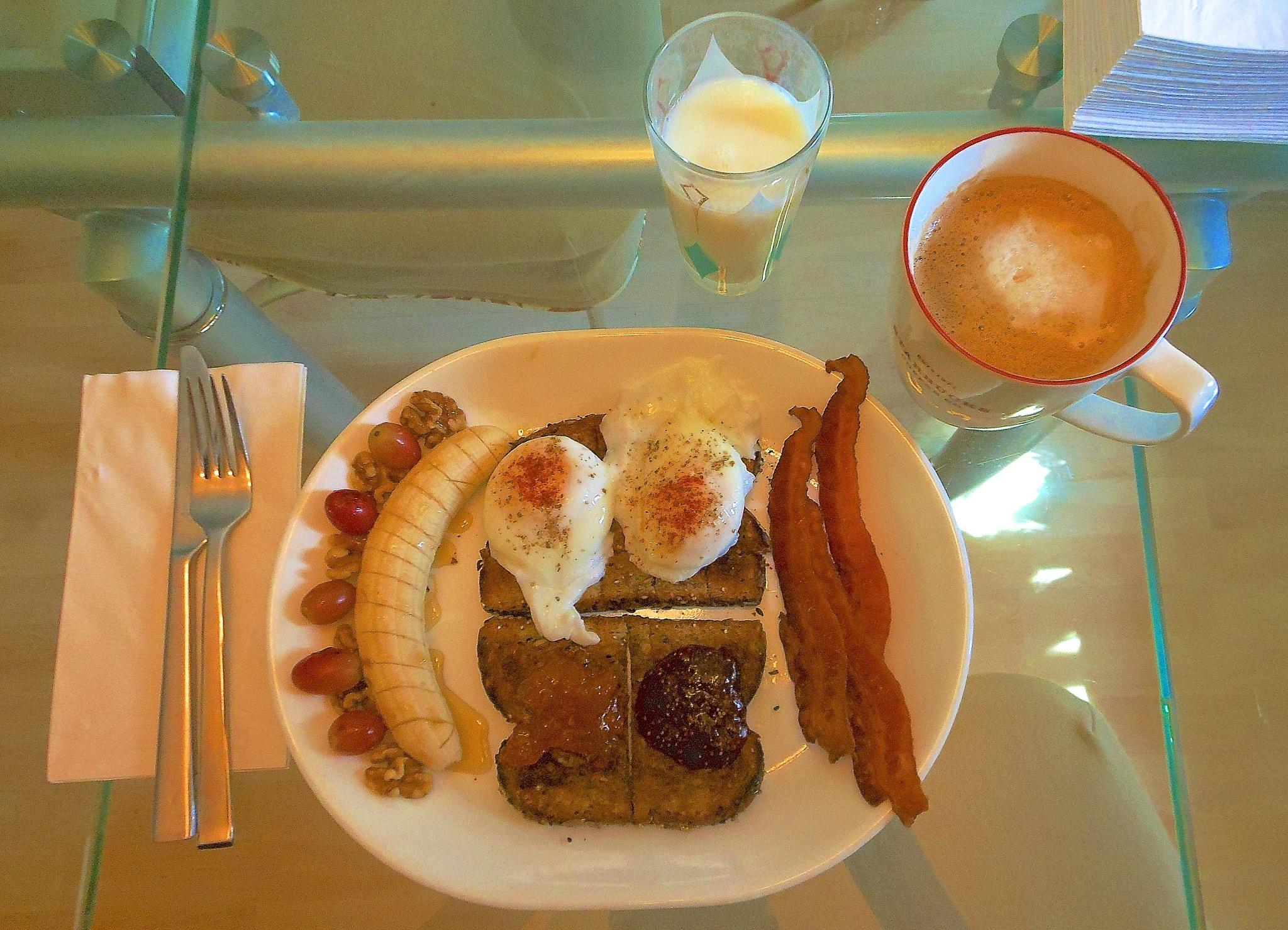 Breakfast is Served by John Norman Stewart