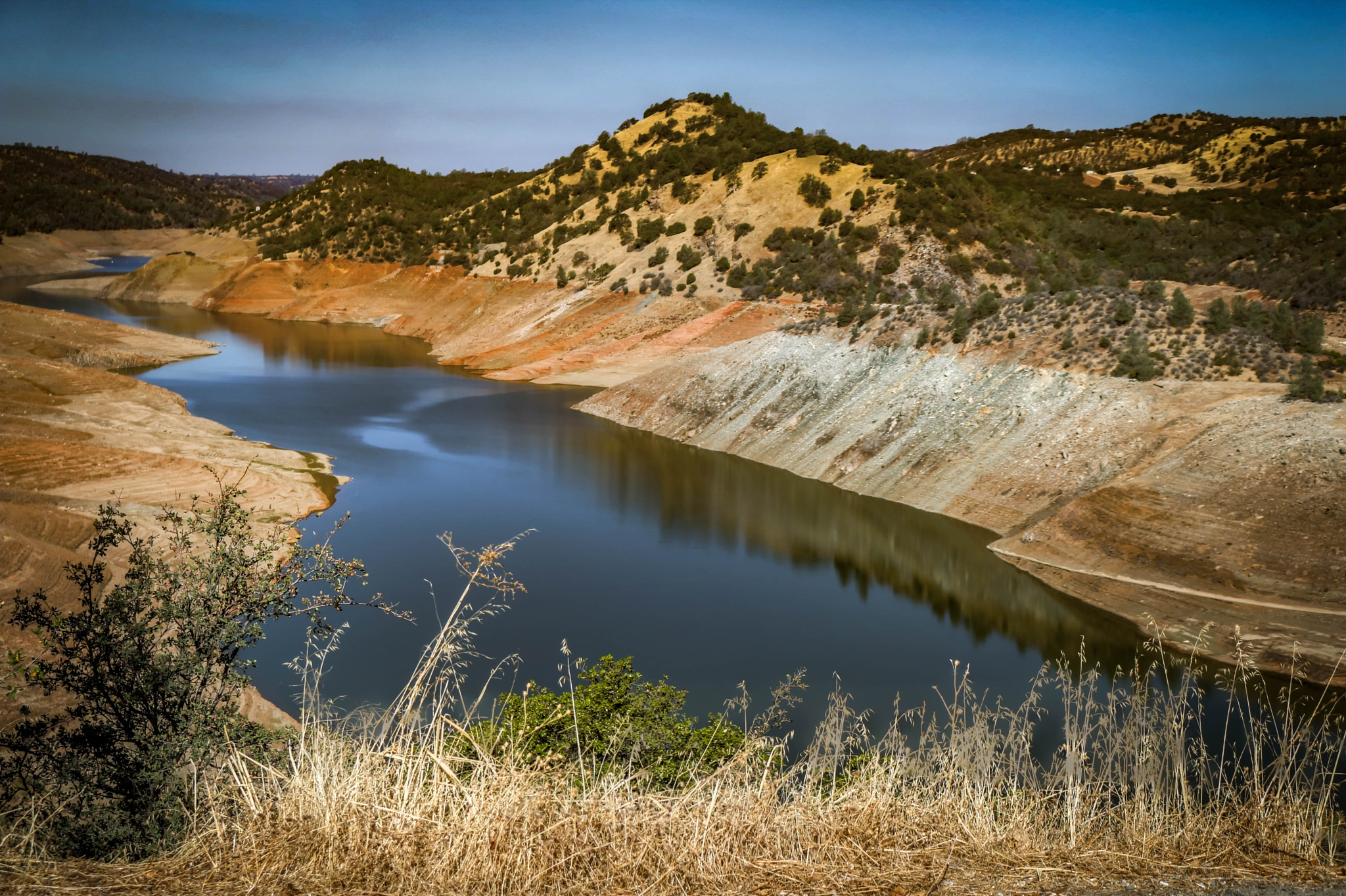 The devastating beauty of the California drought by Catherine