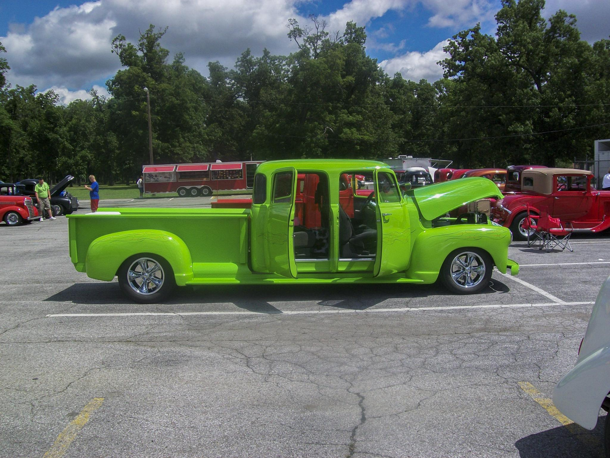 Chevy Crew Cab by Andrew Hershfeld