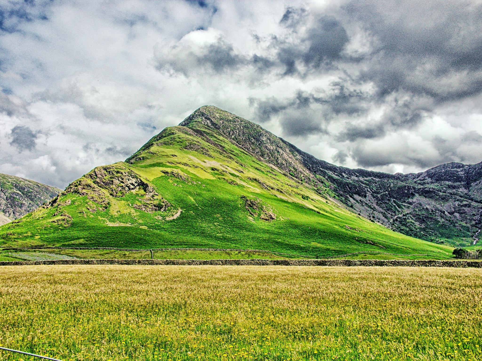 Lake District  by Inèz de Haan