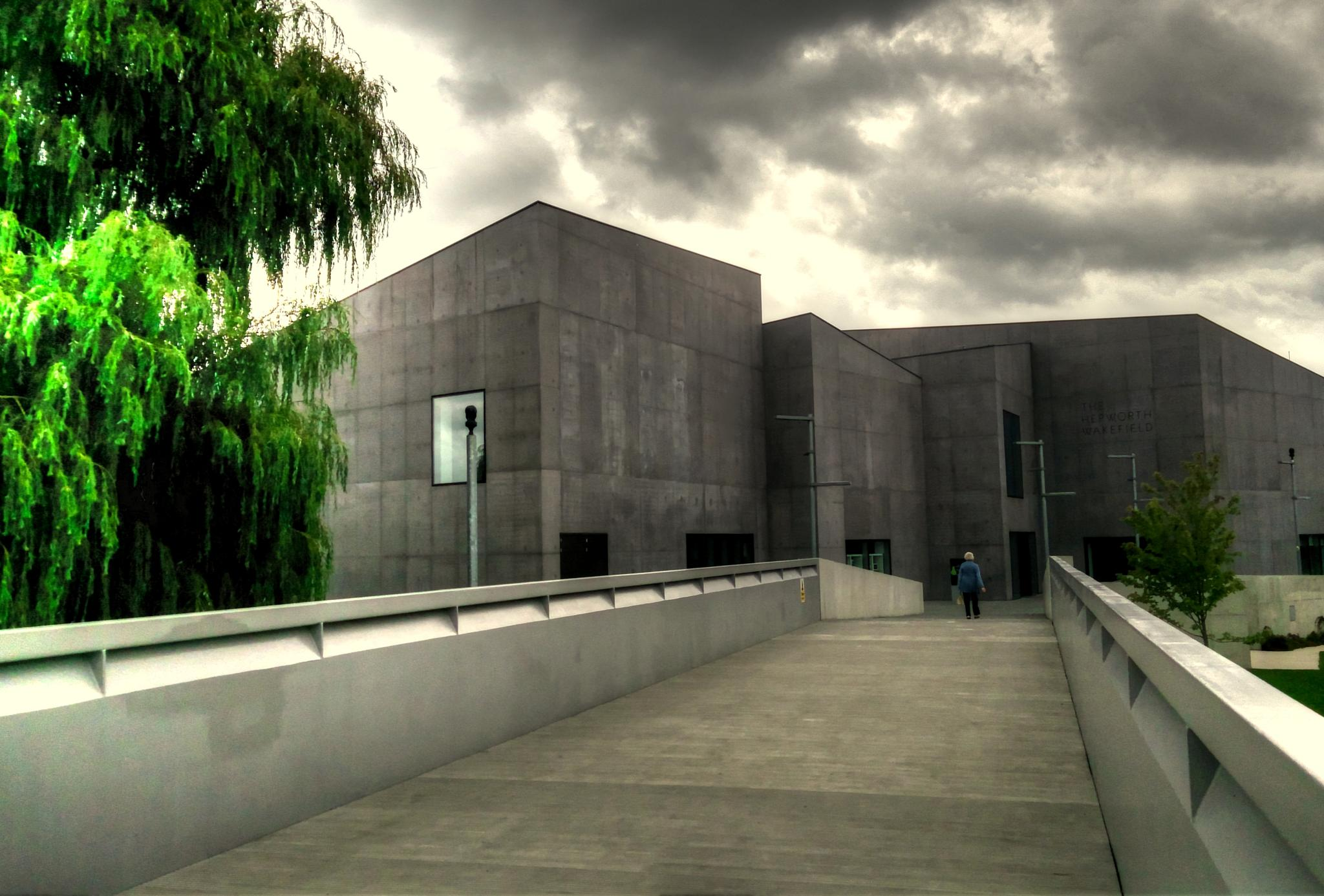 Hepworth Art Gallery by Andy