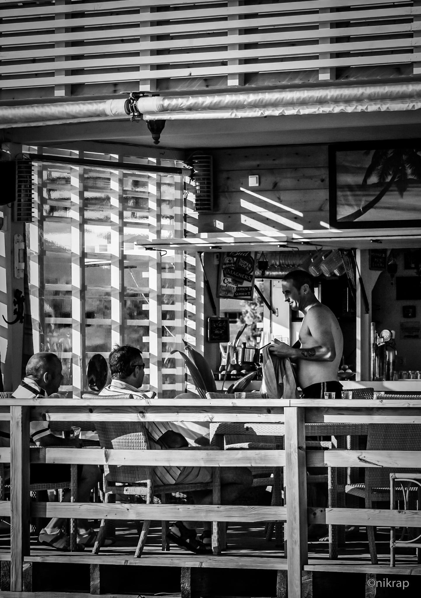 Bear Bar - Algarve by nikrap