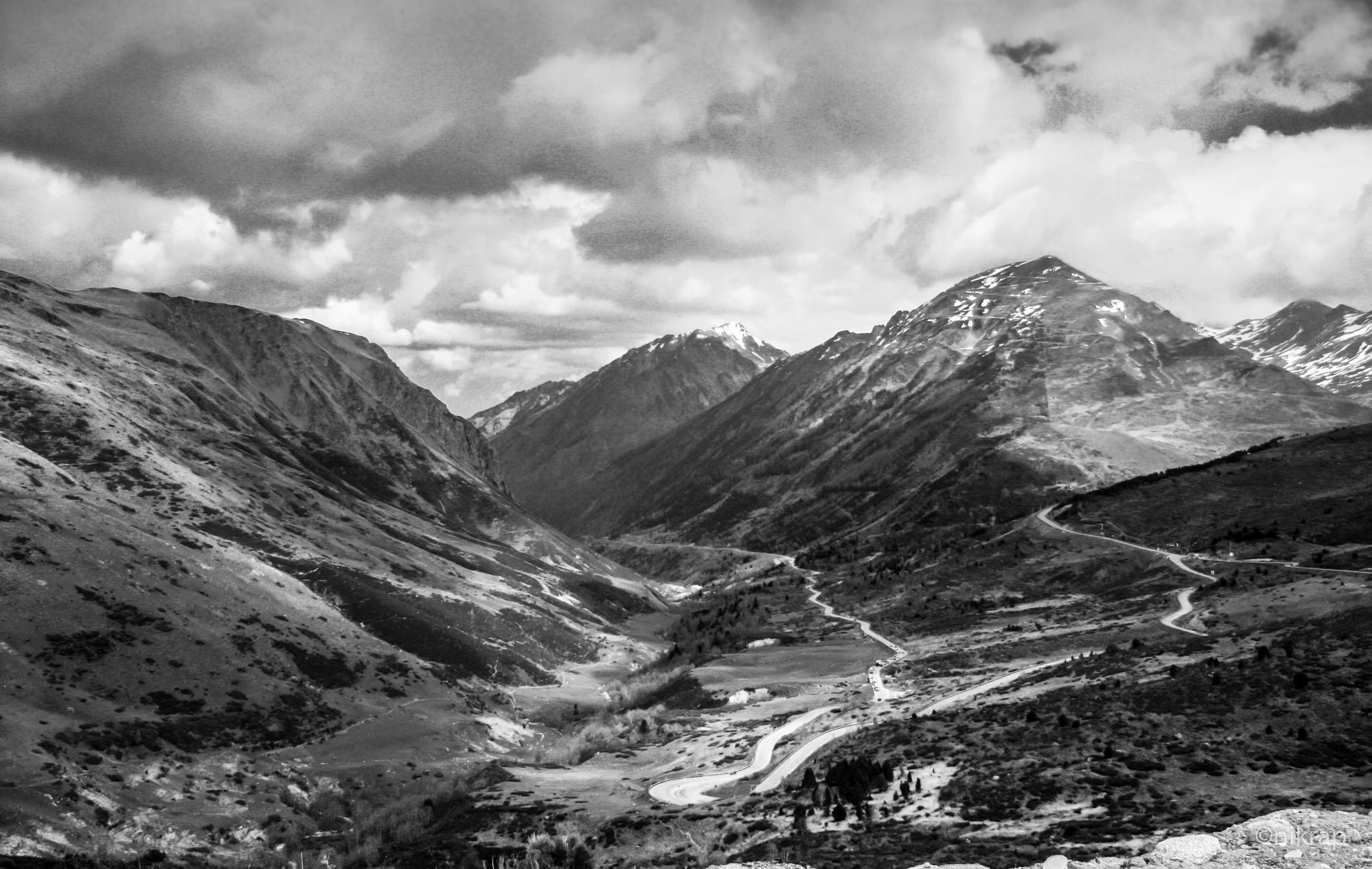 On leaving Andorra  by nikrap