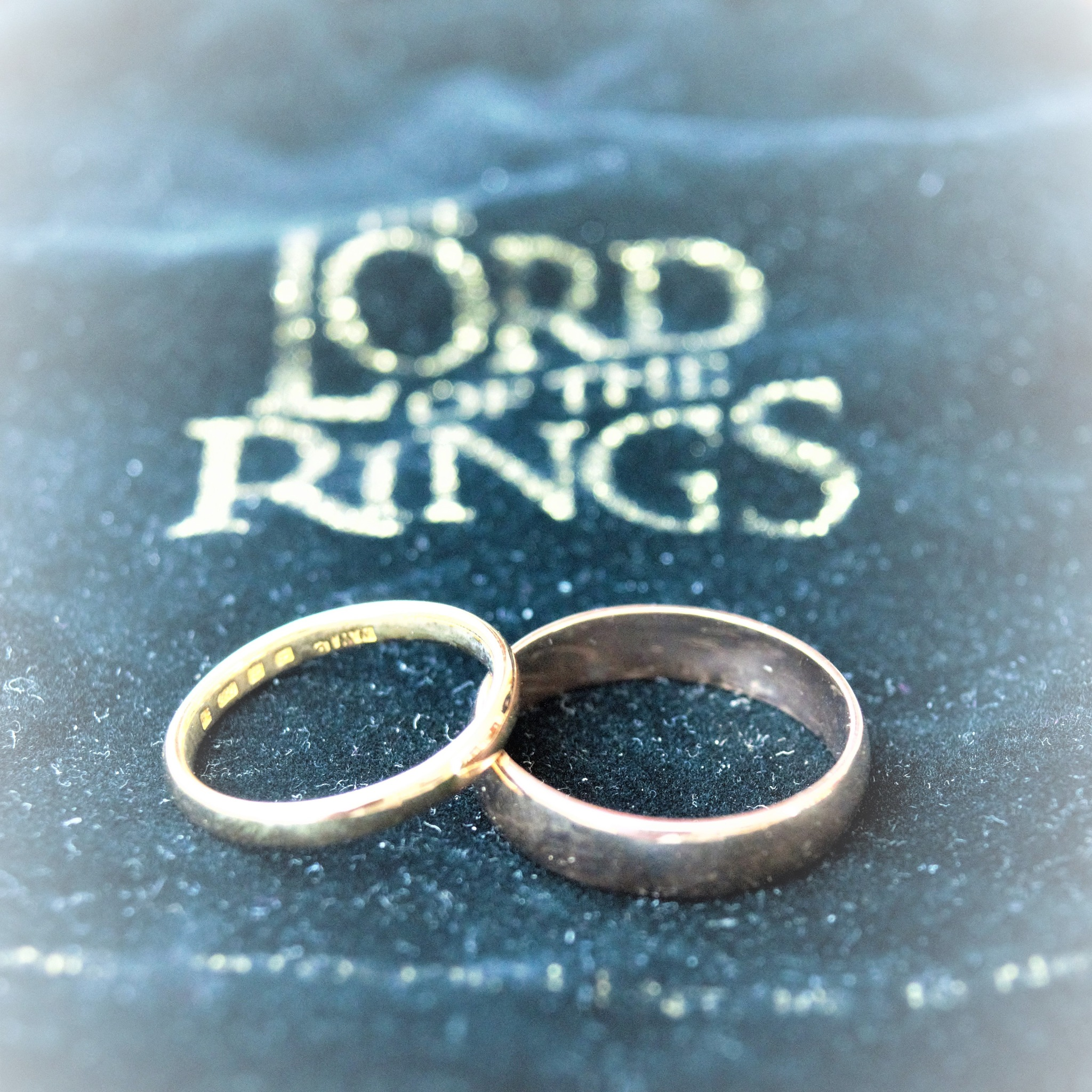 Lord of the Wedding Rings by RonKelly