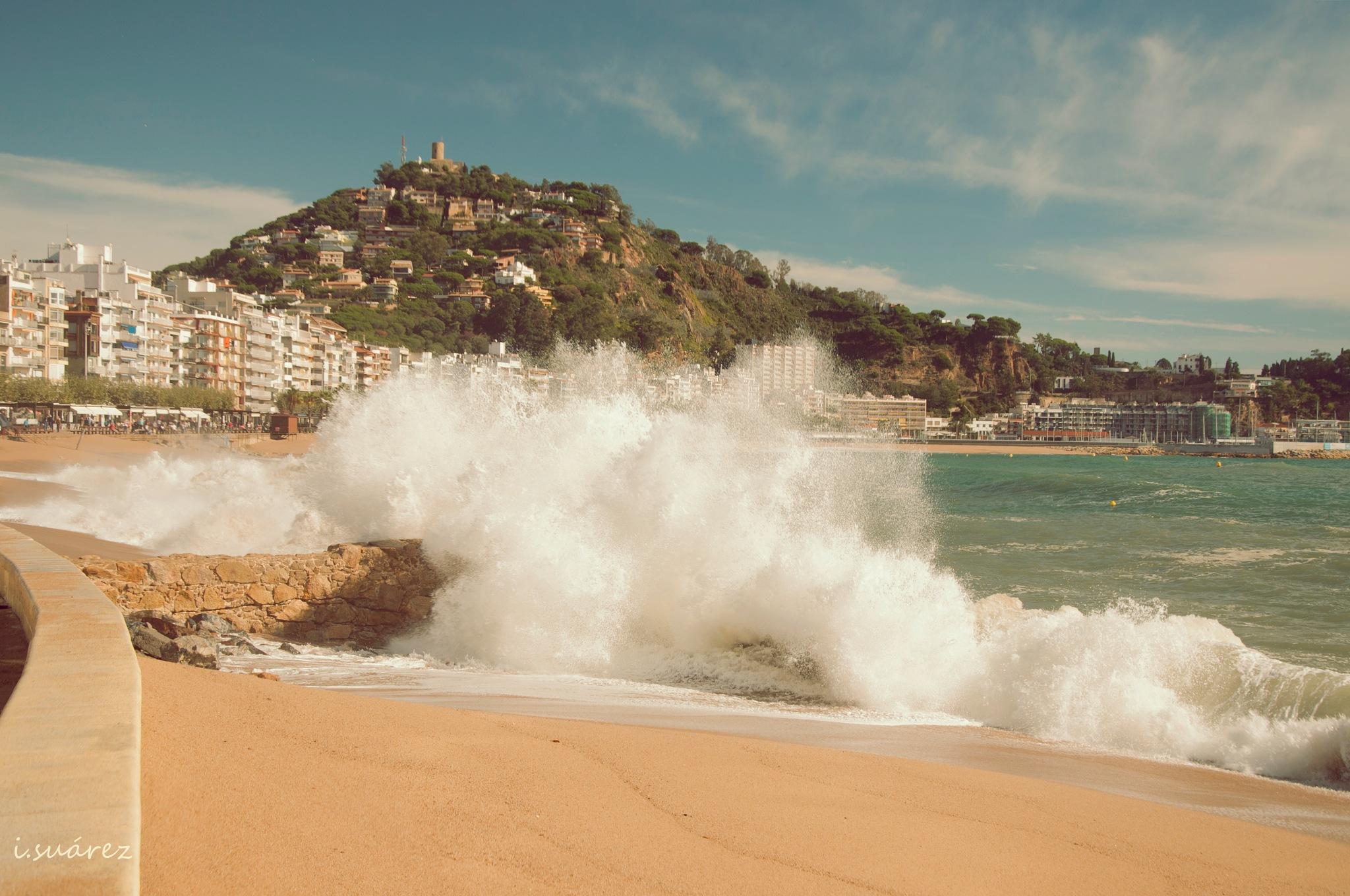 Tossa (Costa Brava) by inmaculadasuarezfleitas