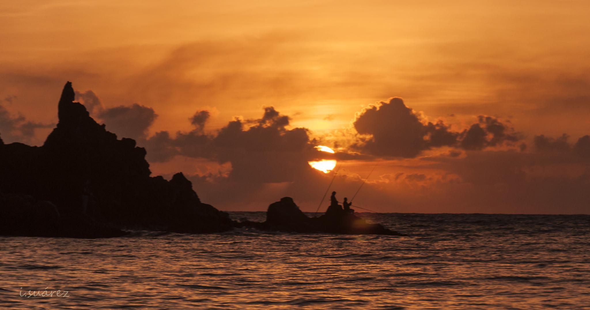 Sunrise (Gran Canaria) by inmaculadasuarezfleitas