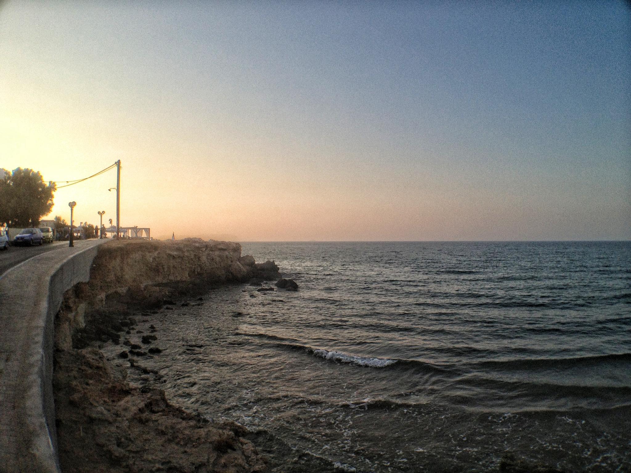 Crete  by Luke Barklamb