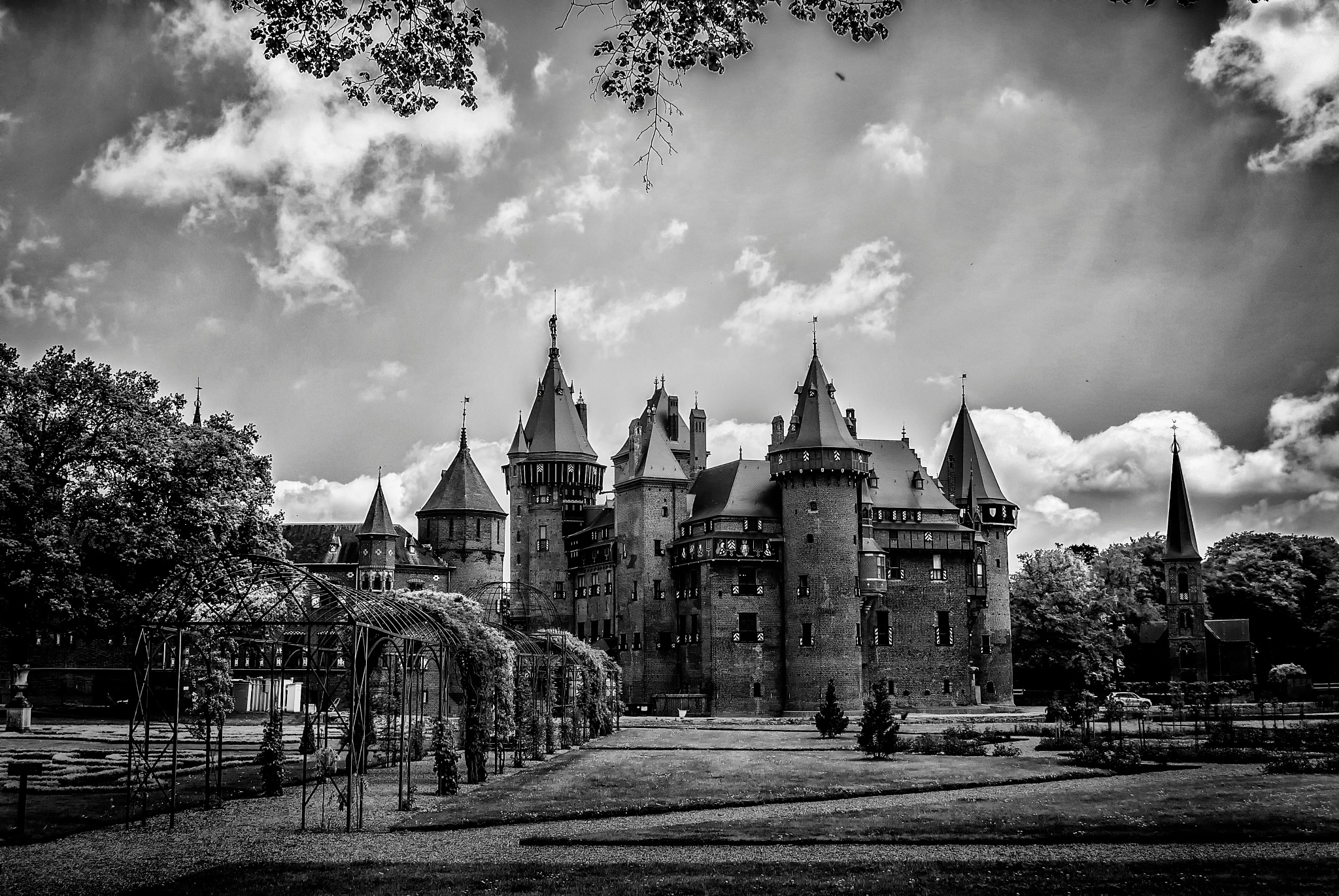 castel by Cor Woudstra