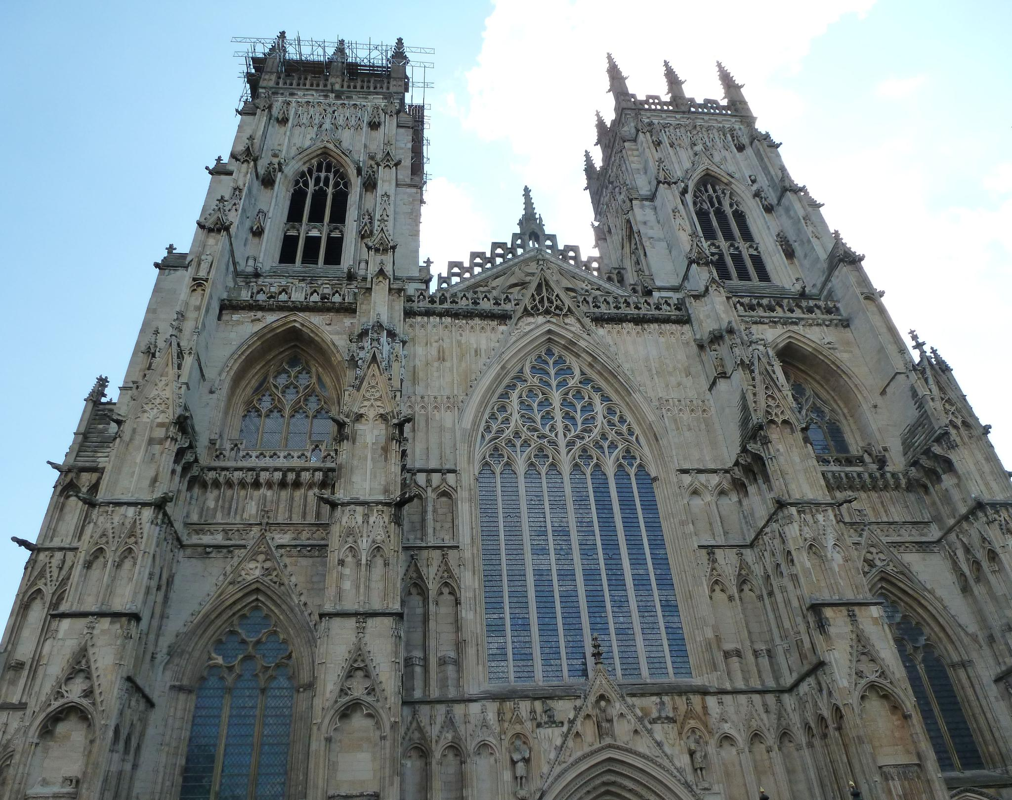 York Minster Cathedral by GaryMHough